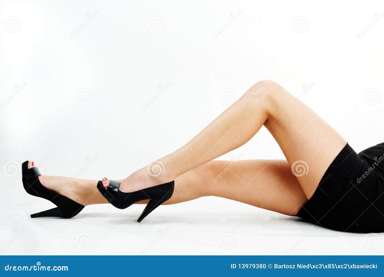 γυναίκα ποδιών s