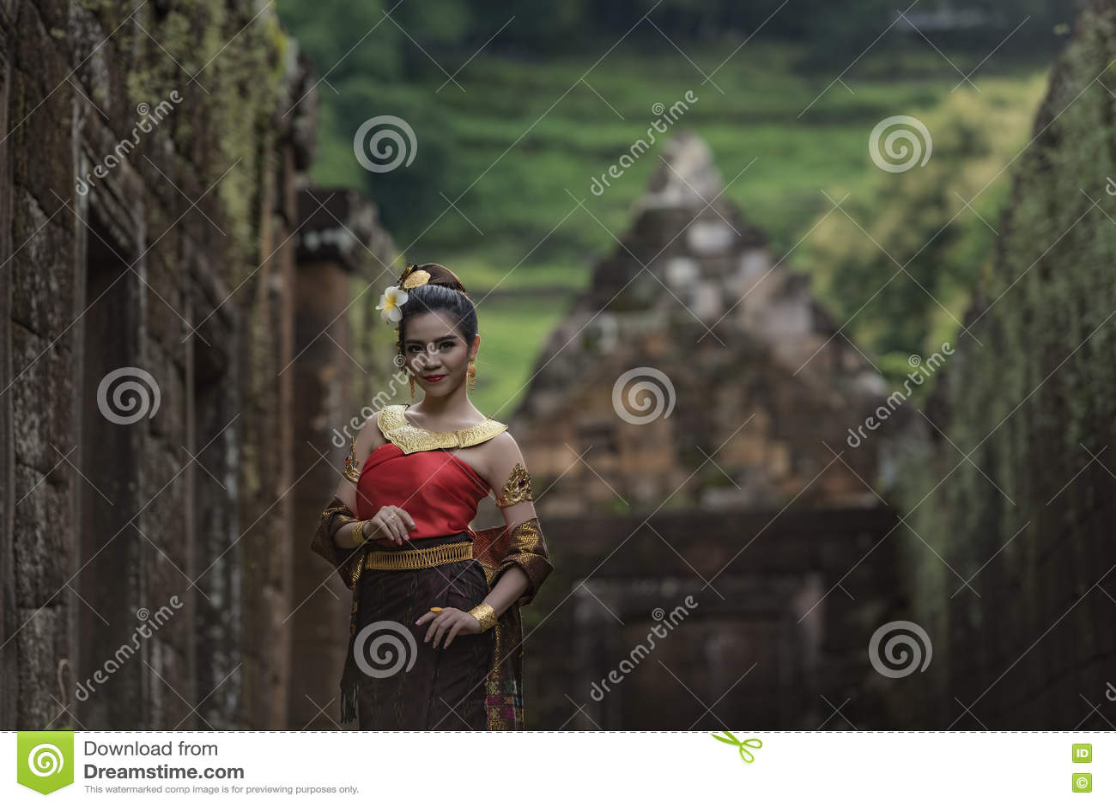 Γυναίκα του Λάος