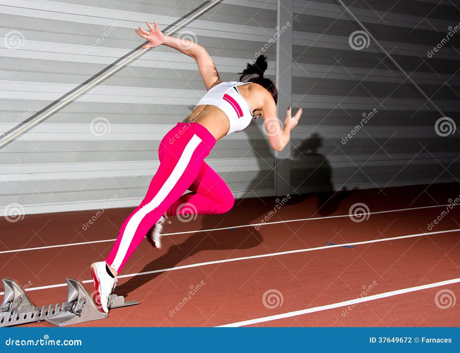 Γυναίκα Sprinter