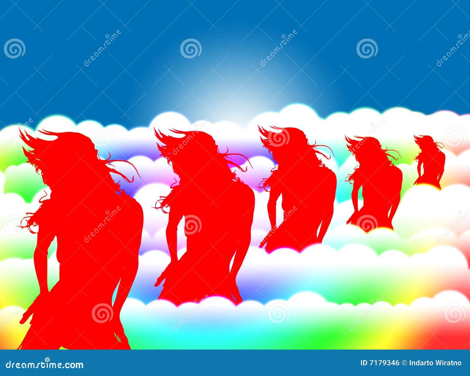γυναίκες χορού