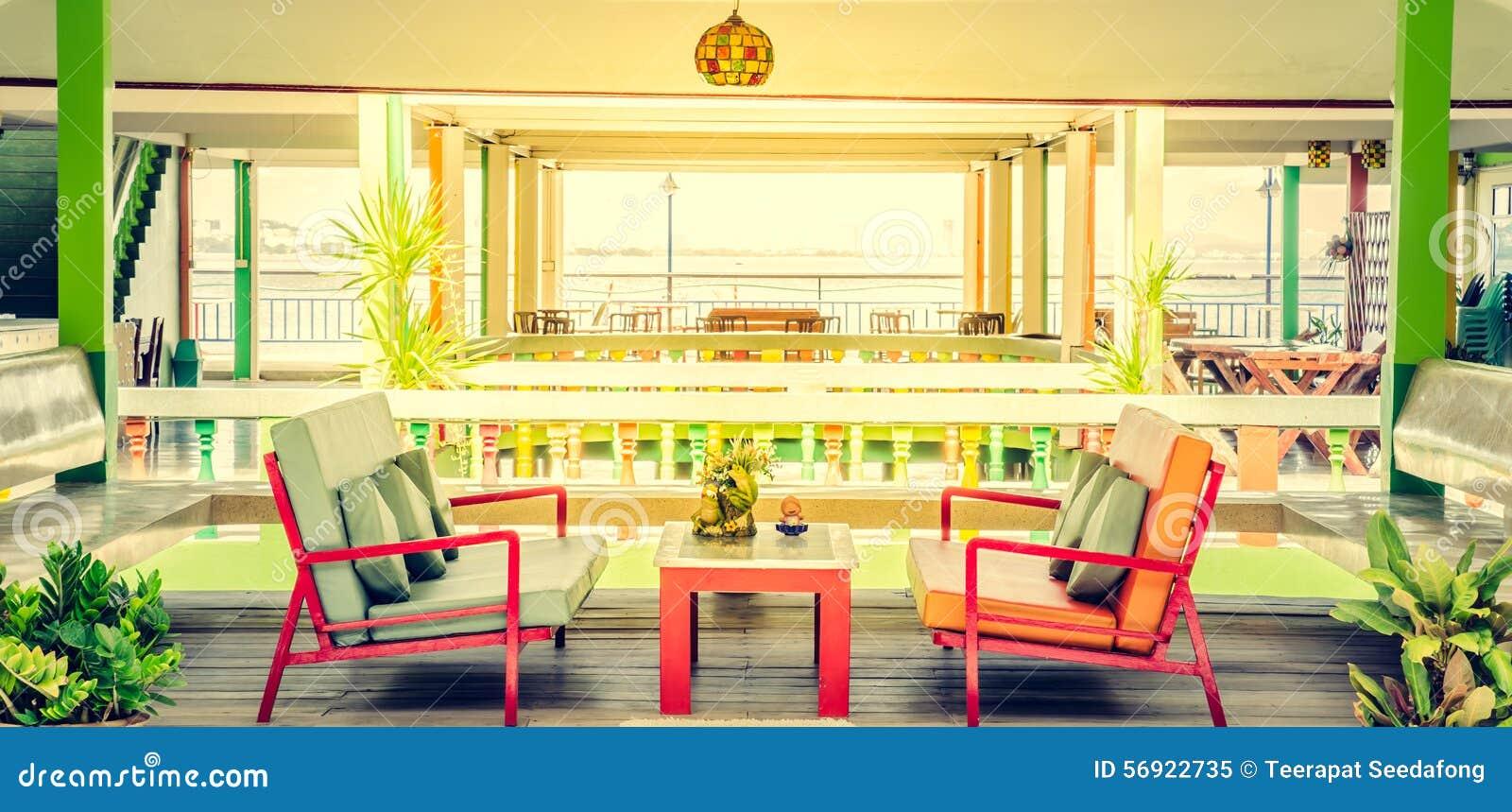 γωνιακό βαγόνι εμπορευμάτων καναπέδων καθιστικών γευμάτων εσωτερικό