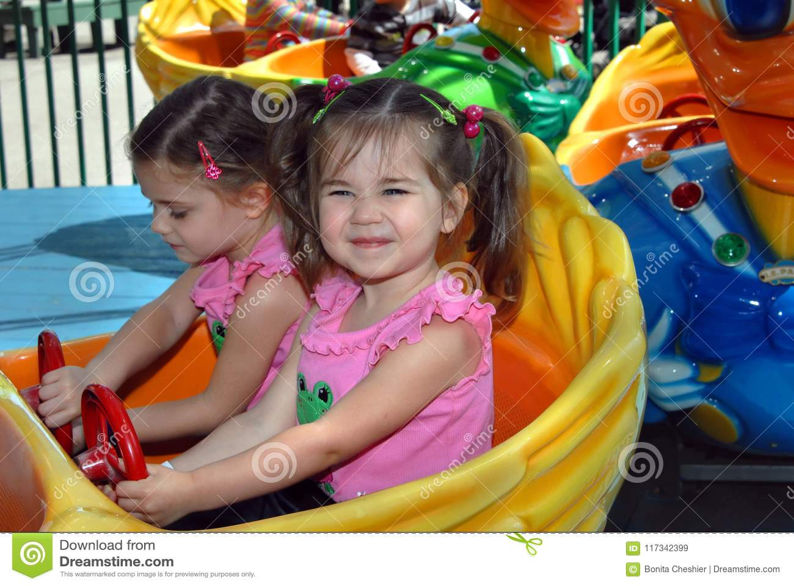 Γύρος παιδάκι καρναβαλιού