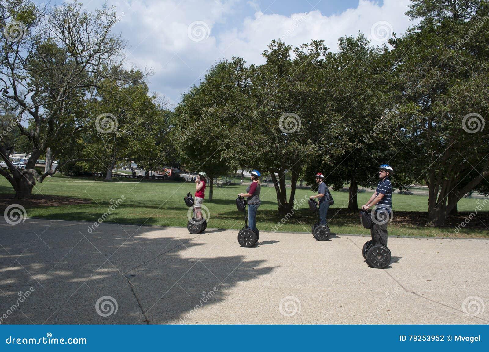 Γύρος του Washington DC Segway