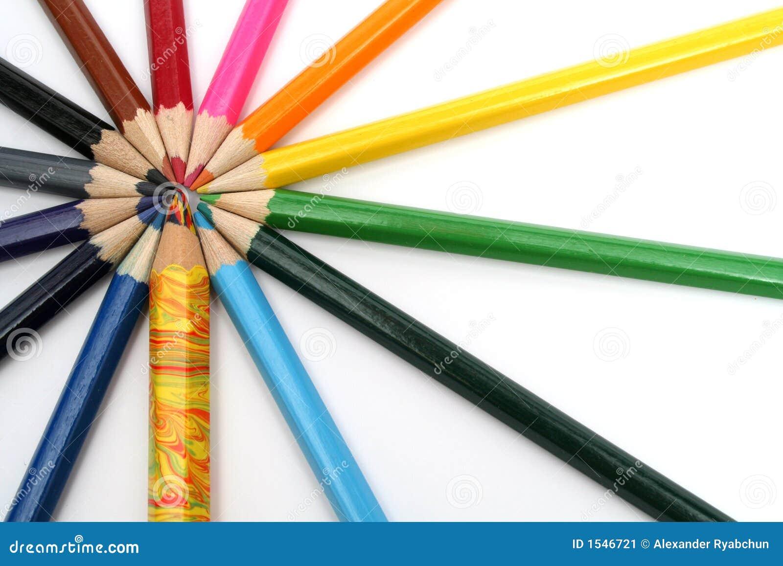 γύρω από τα μολύβια ανταγων