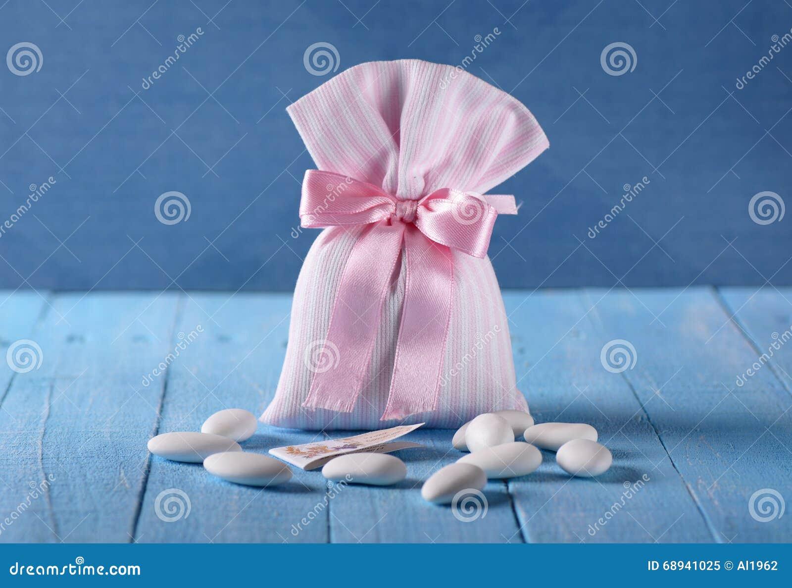 Γλυκαμένα αμύγδαλα για το βάπτισμα
