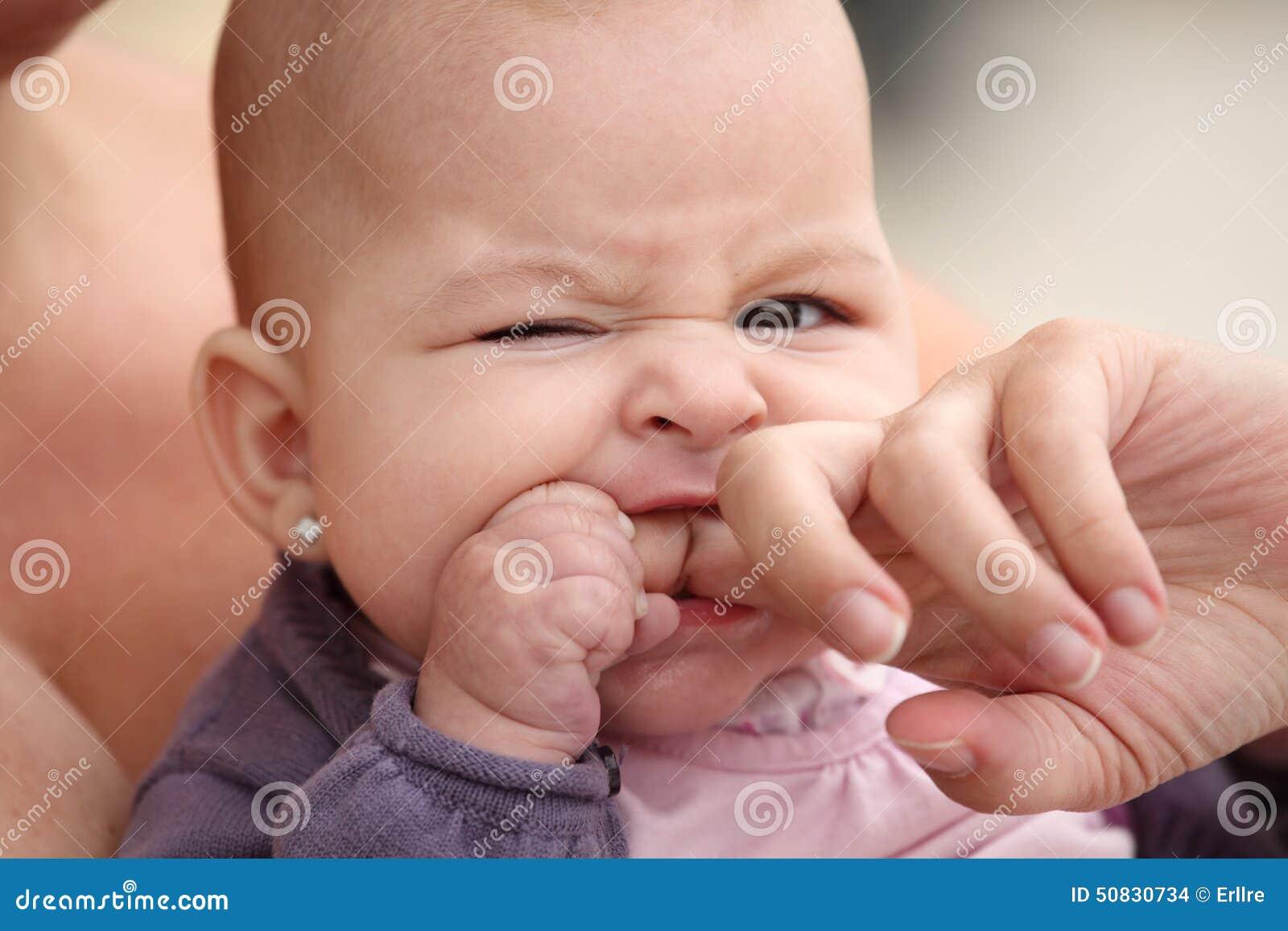 Δάγκωμα μωρών