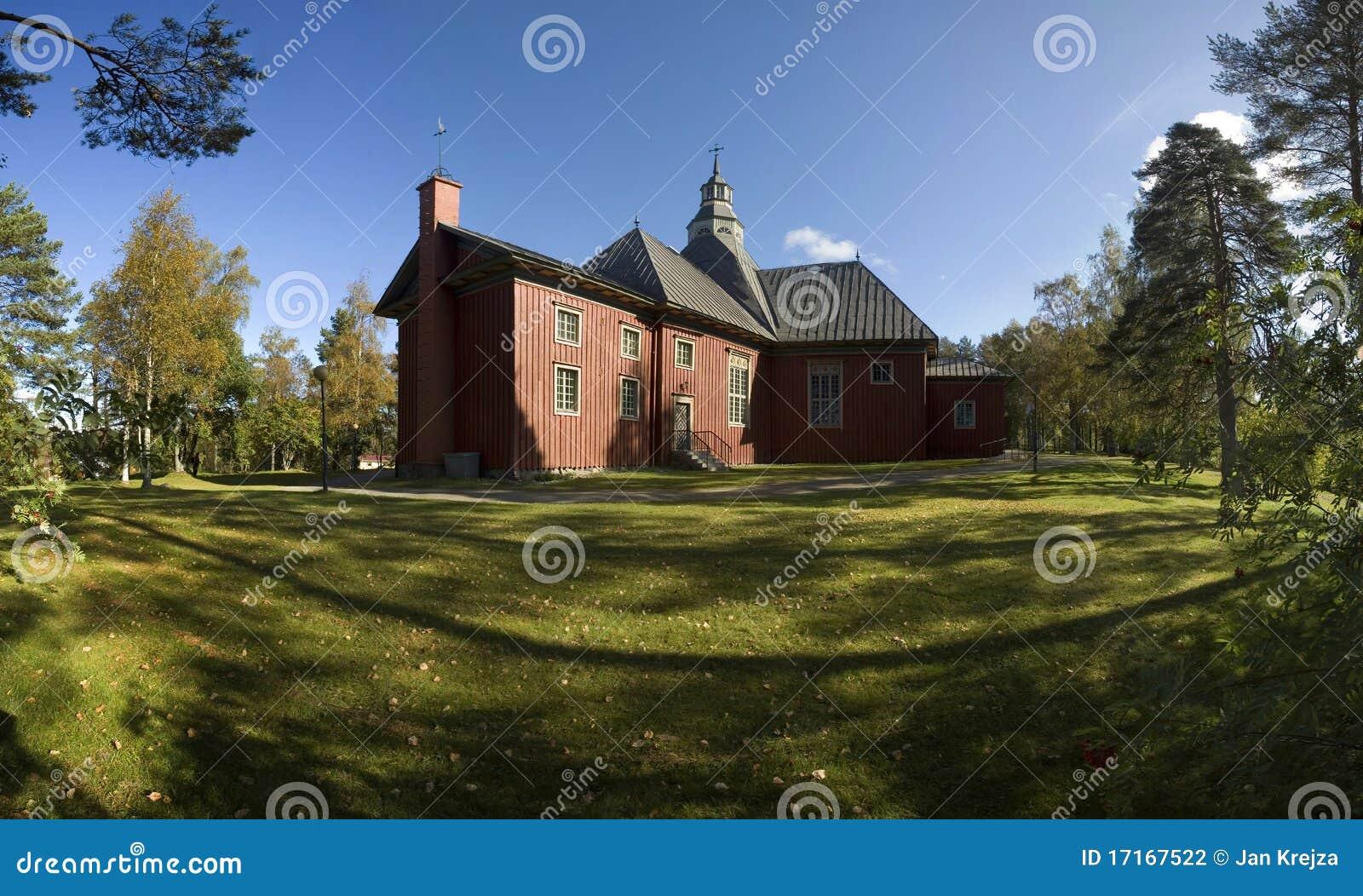 δάσος ilomantsi εκκλησιών