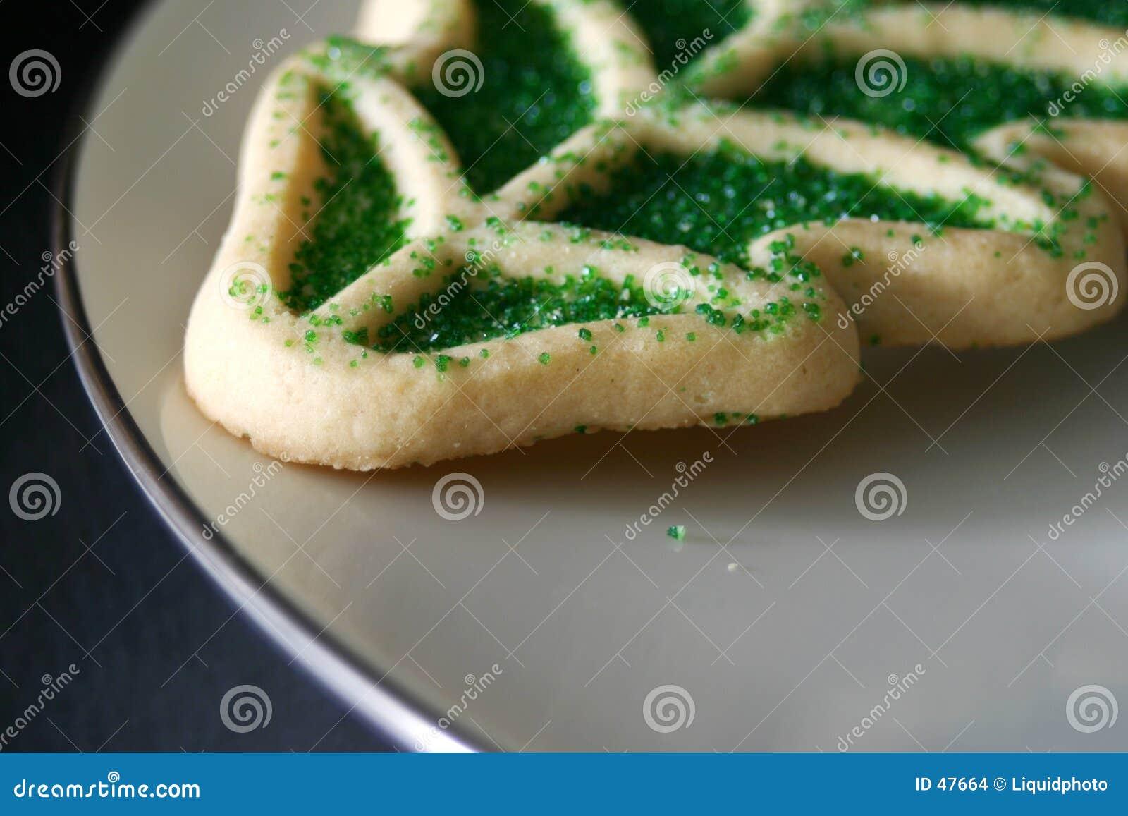 δέντρο ζάχαρης μπισκότων Χρ&iot