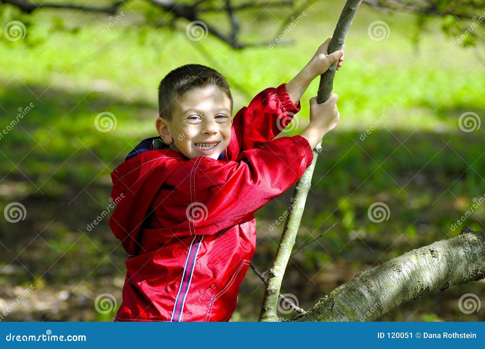 δέντρο συνεδρίασης παιδιών