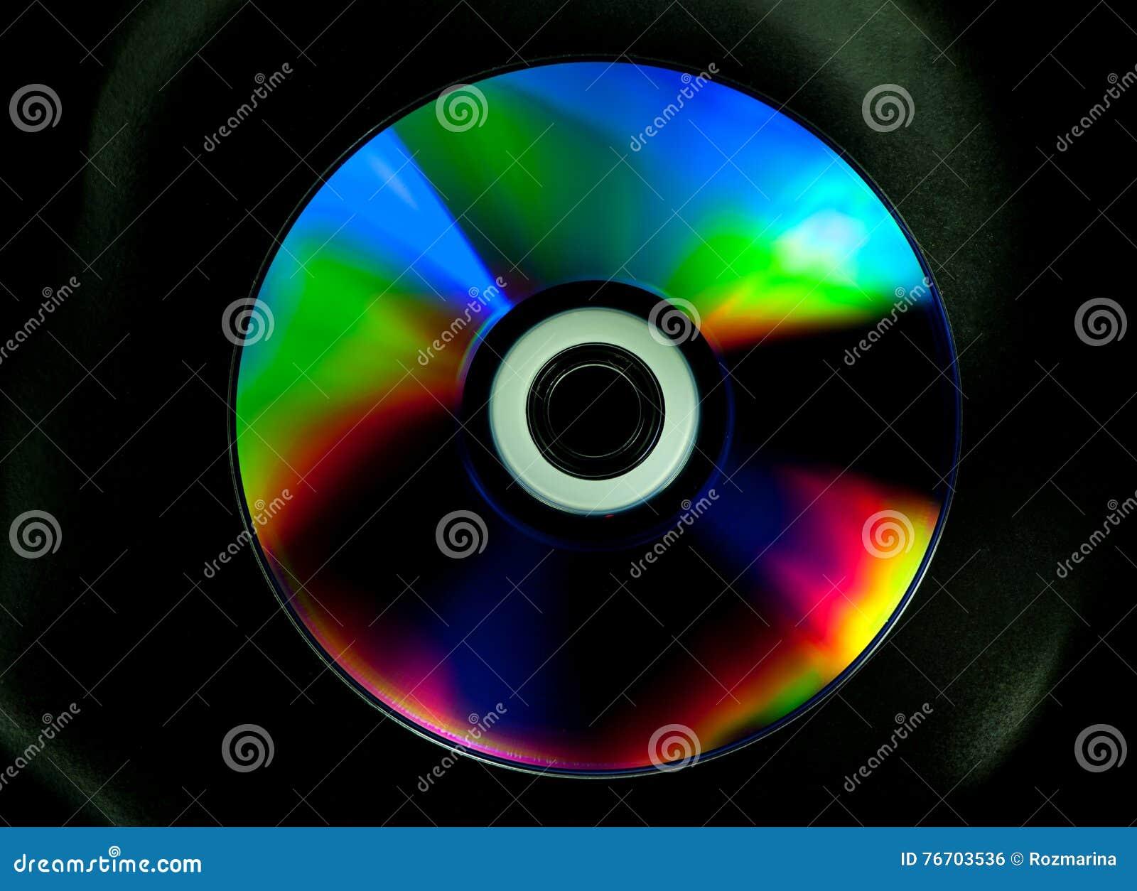 Δίσκος του CD και DVD