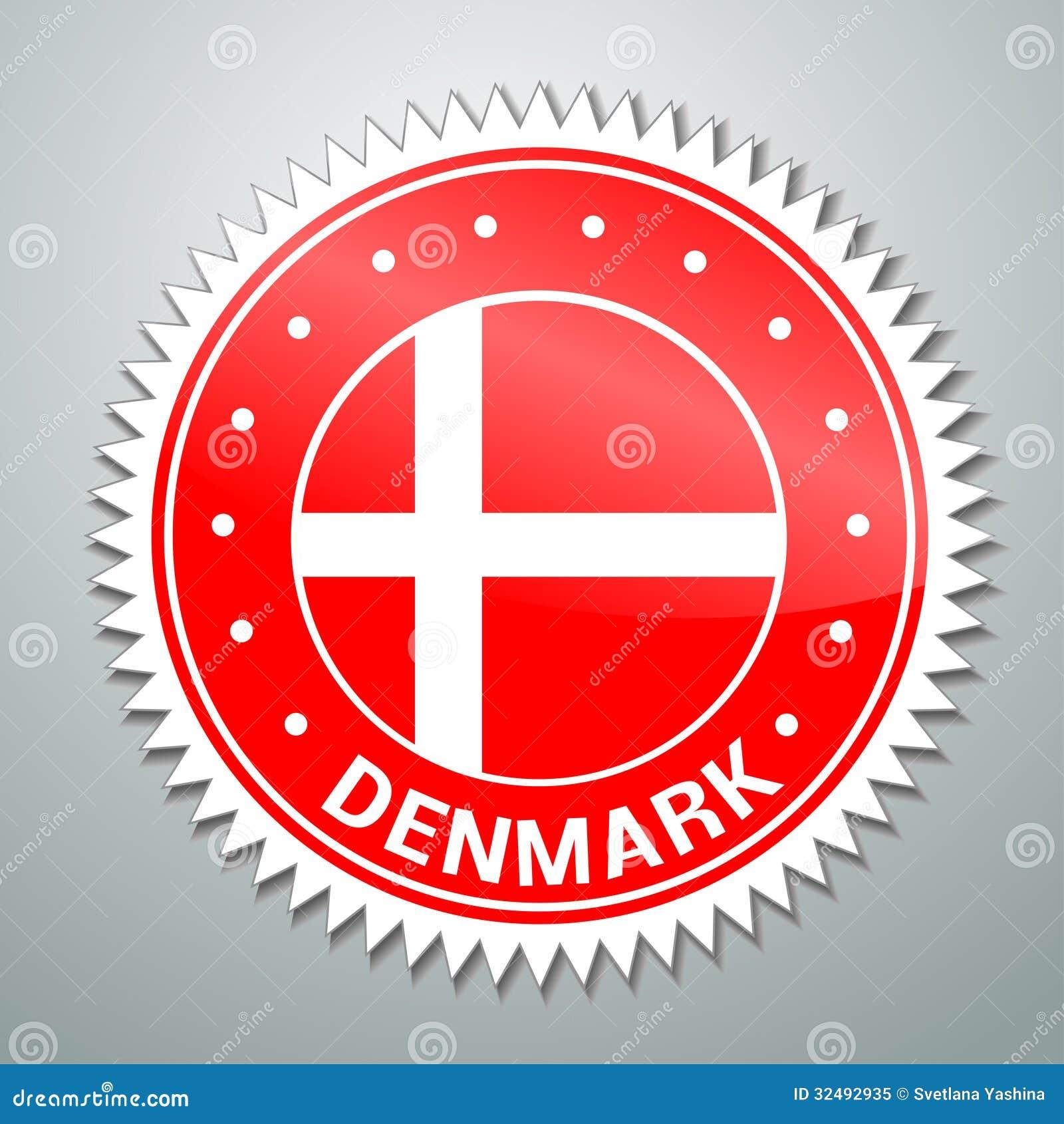 Δανική ετικέτα σημαιών