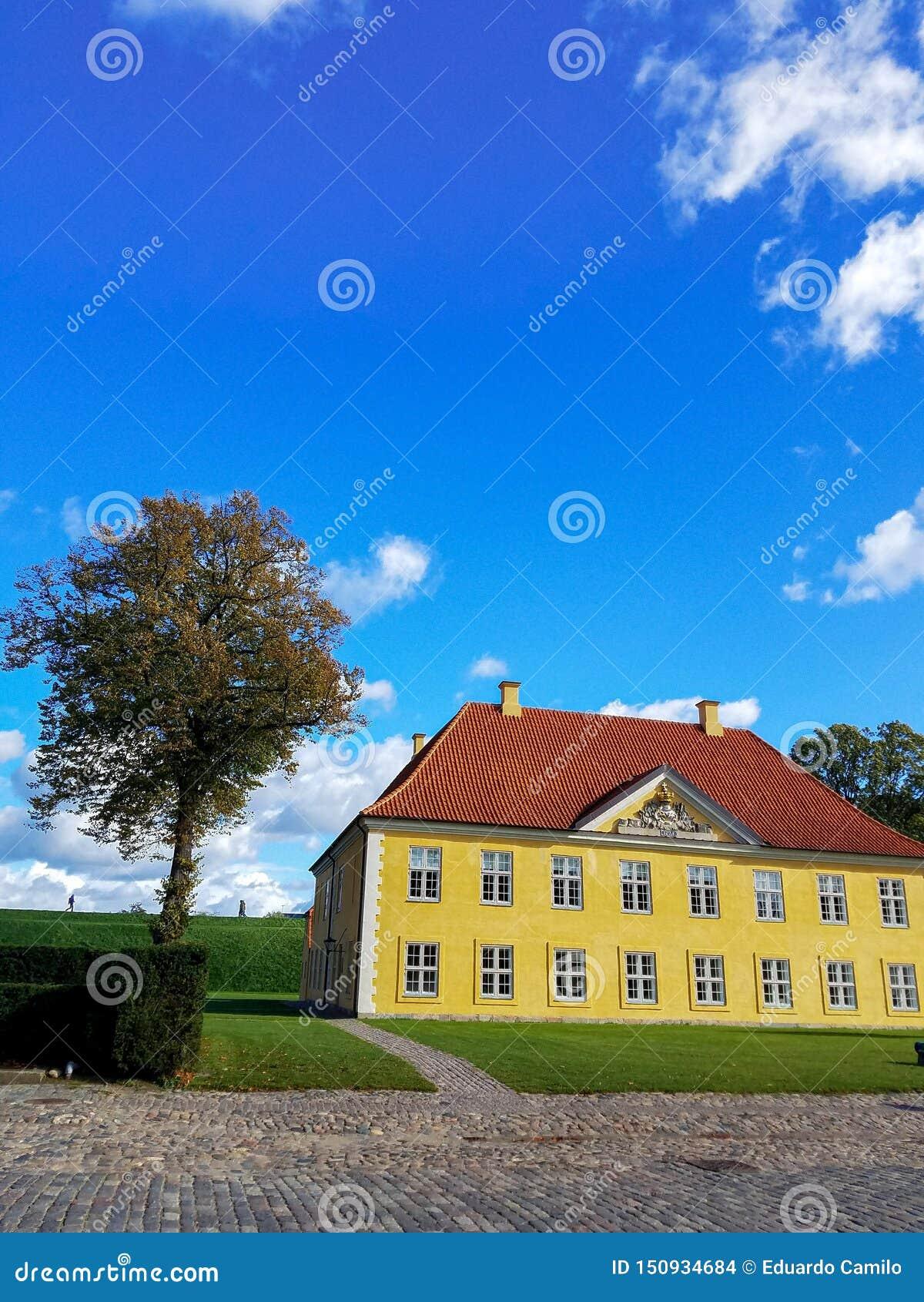 Δανικός προϊστάμενος της κατοικίας αξιωματούχων του υπουργείου Αμύνης