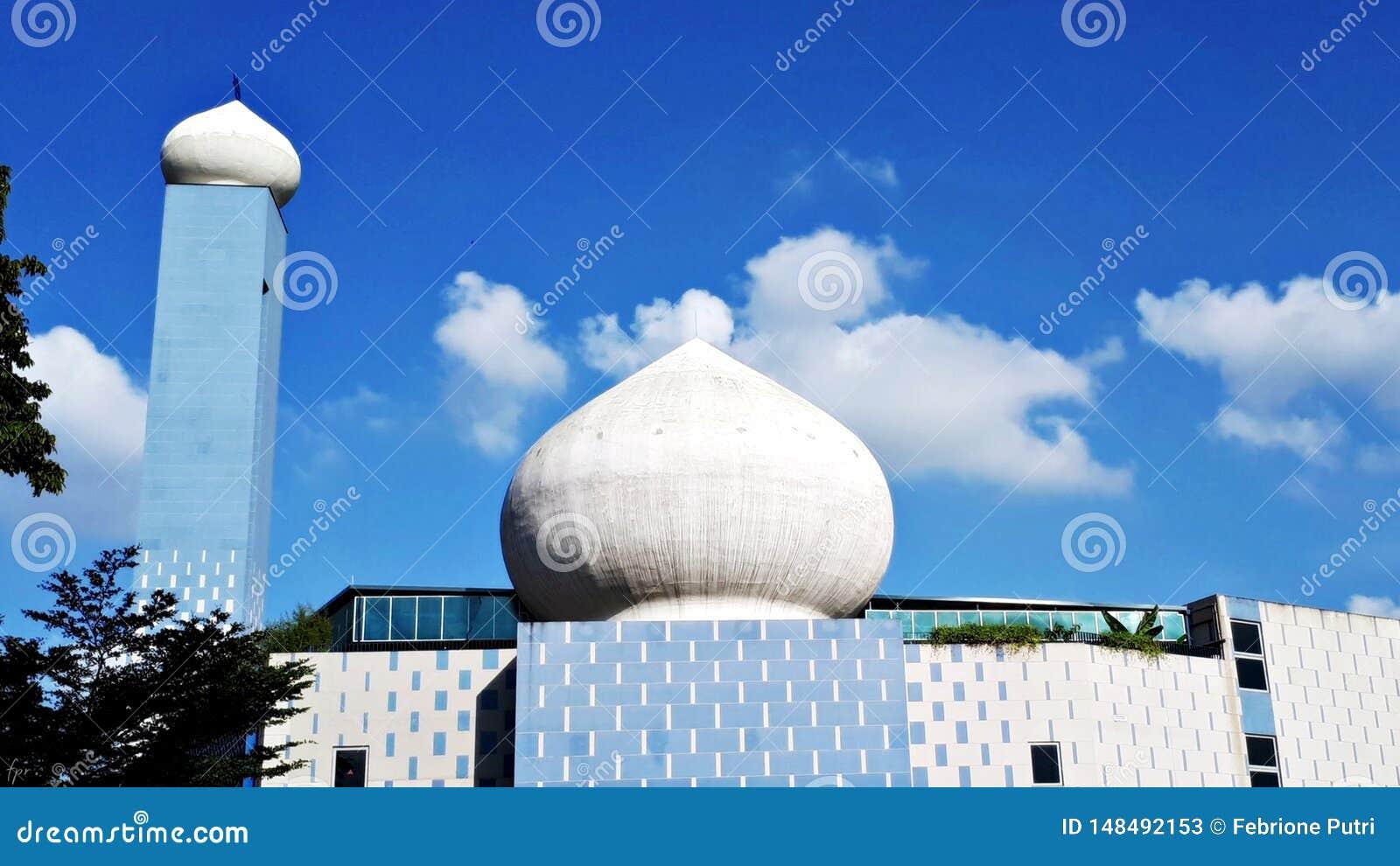 Δασώδεις περιοχές ναυαρχείο Rd Σιγκαπούρη ένας-Nur Masjid