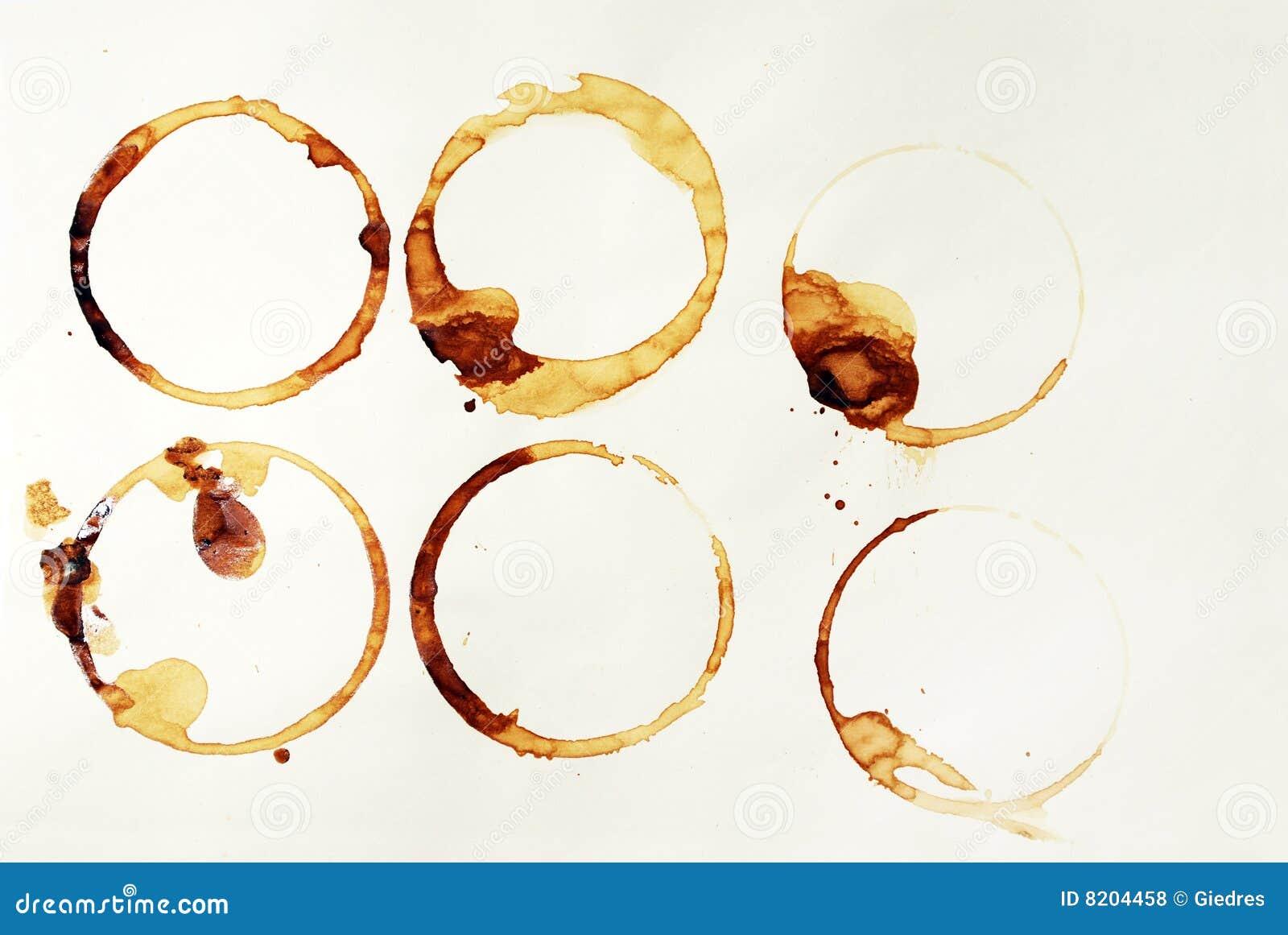δαχτυλίδια καφέ