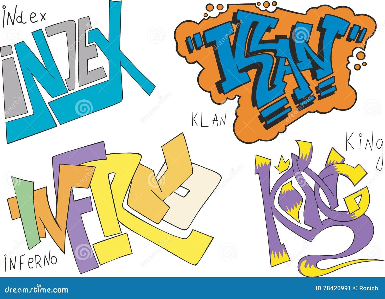 Δείκτης, Κου Κλουξ Κλαν, κόλαση και γκράφιτι βασιλιάδων
