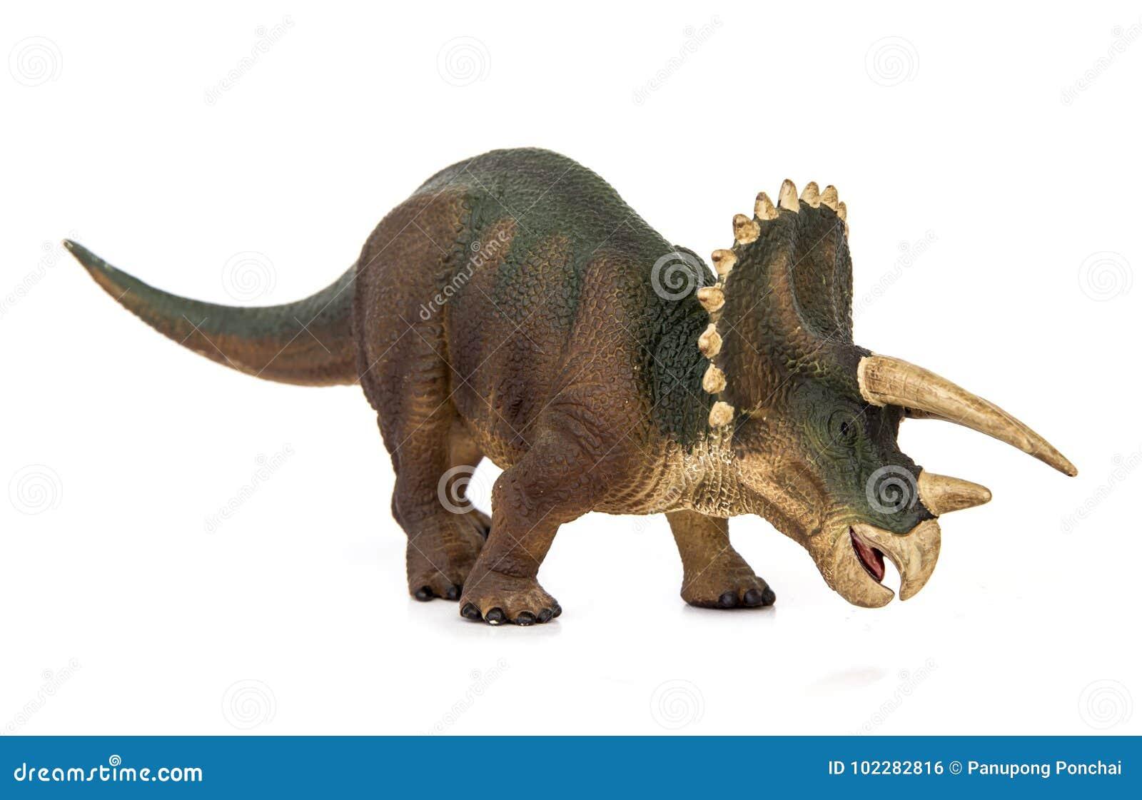 Δεινόσαυροι Triceratops herbivores