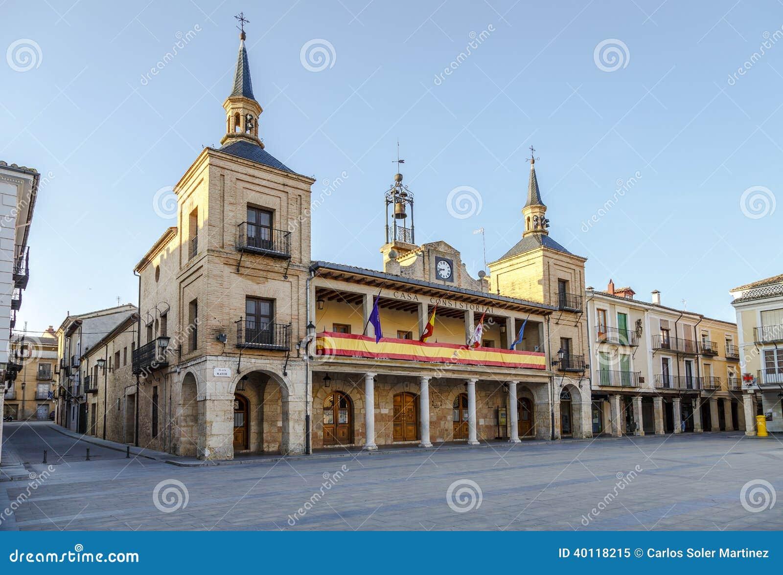 Δημαρχείο Burgo de Osma