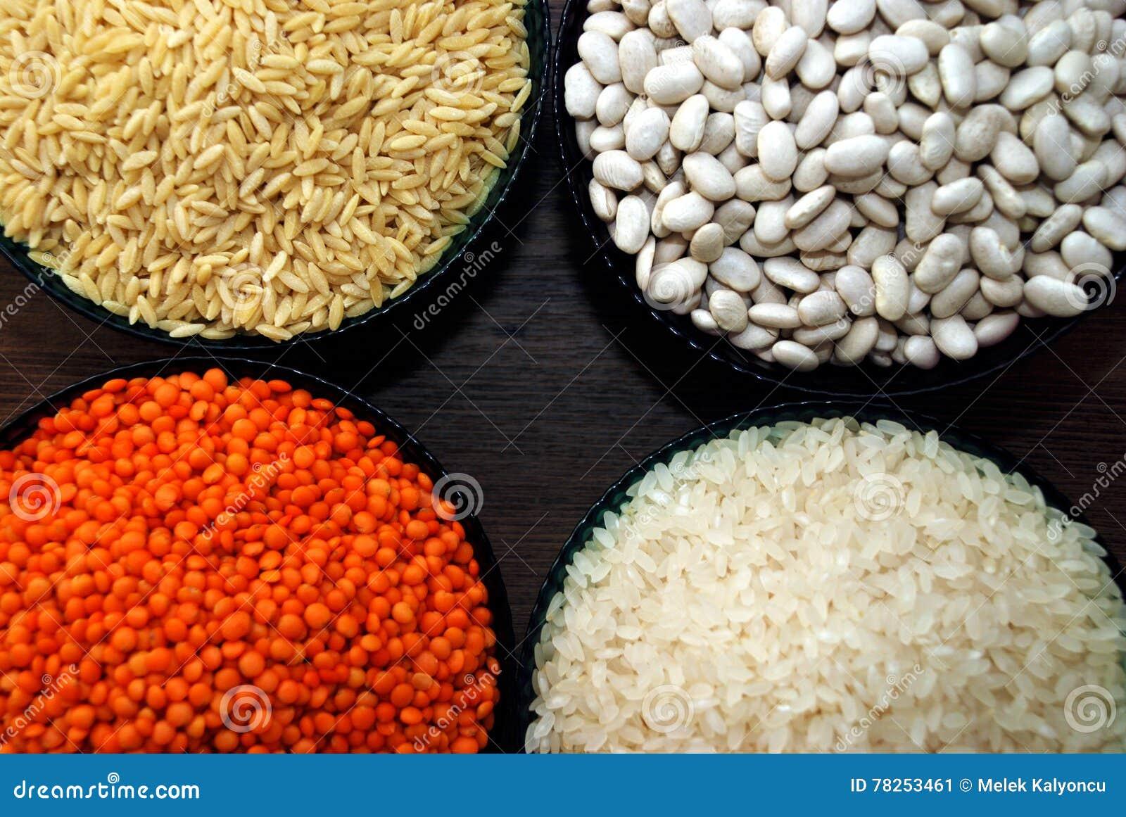 Δημητριακά και όσπρια
