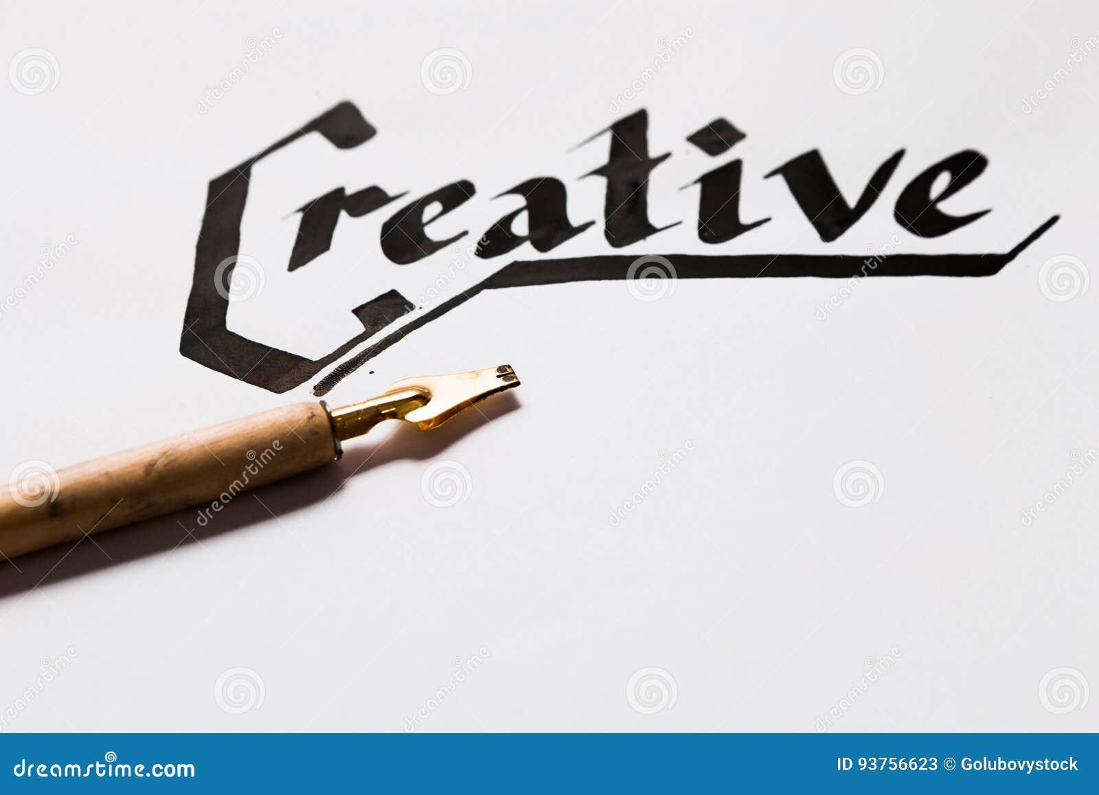 Δημιουργικός εργασιακός χώρος καλλιτεχνών Έμπνευση συγγραφέων