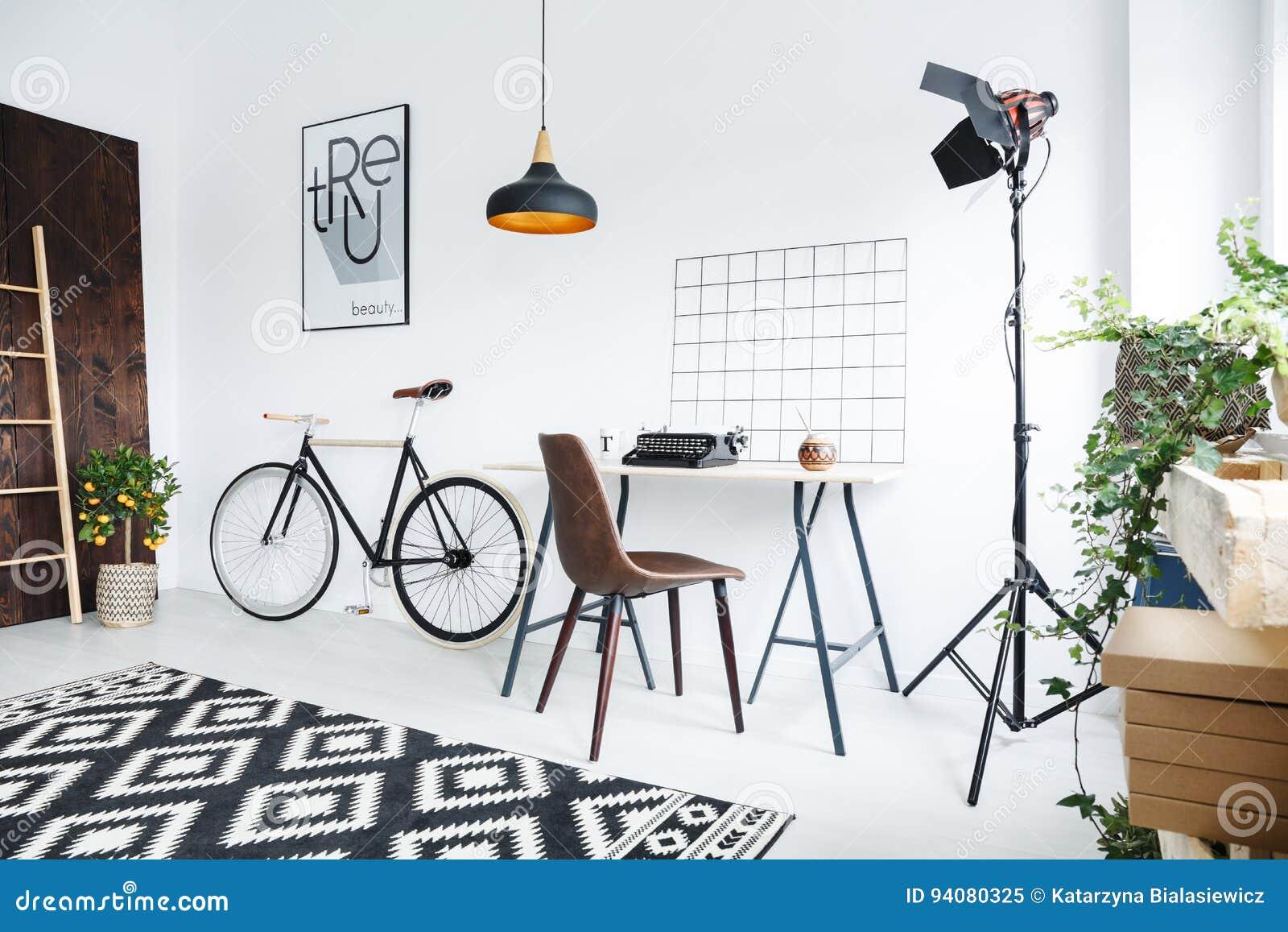 Δημιουργικό εσωτερικό δωματίων