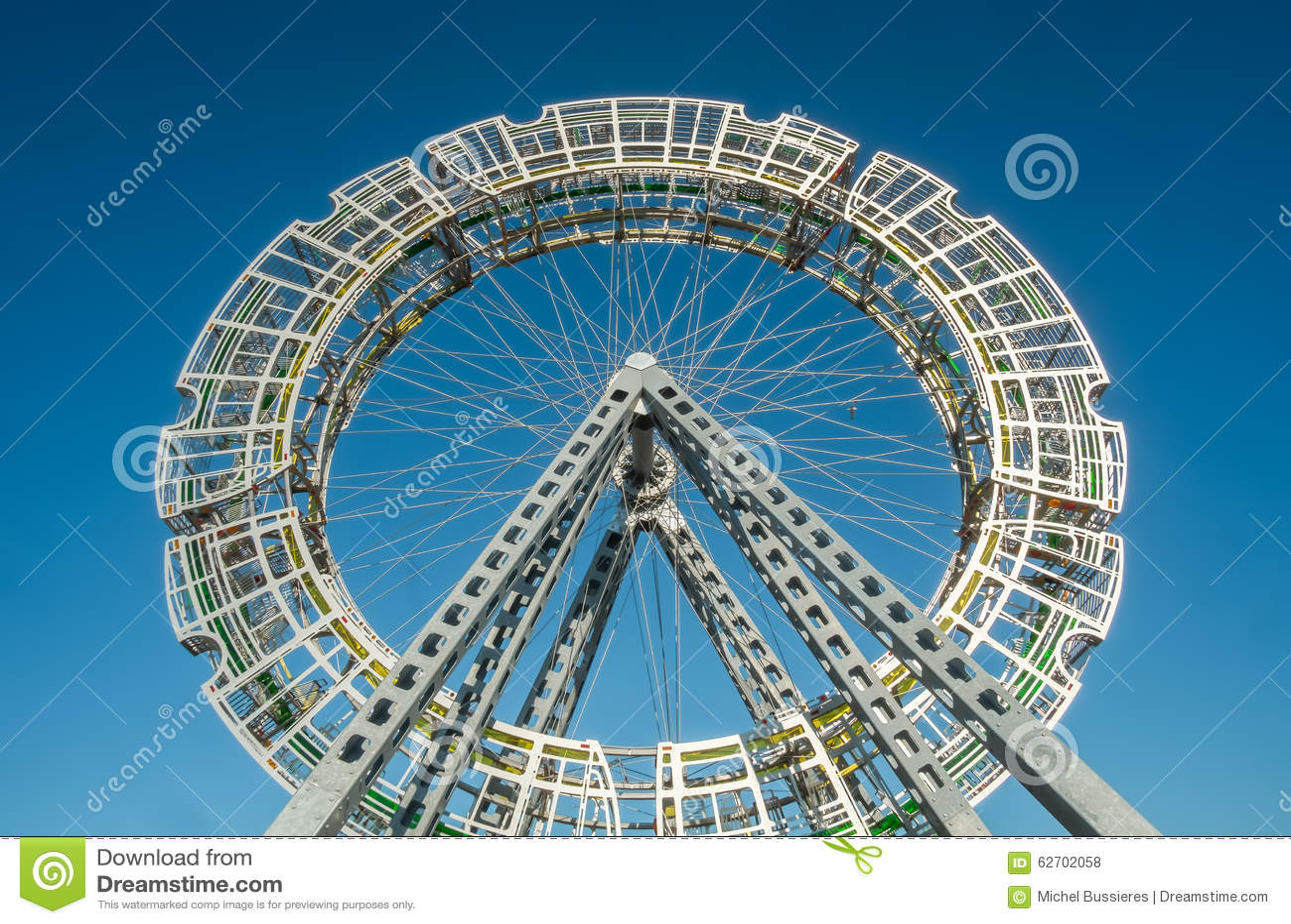 Δημόσια τέχνη Bigwheel