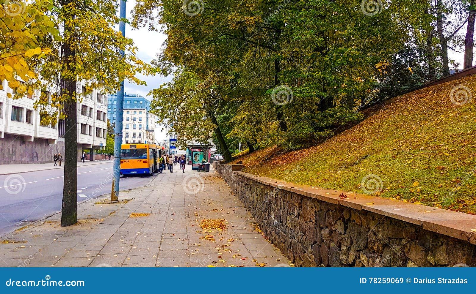 Δημόσιες συγκοινωνίες Vilnius