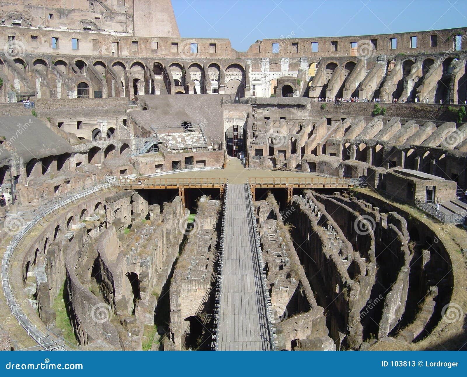 διάδρομοι coliseum