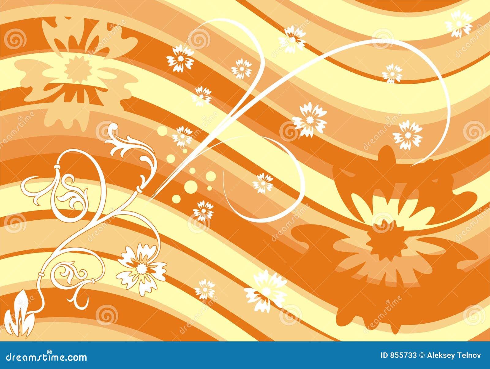 διάνυσμα λουλουδιών αν&a
