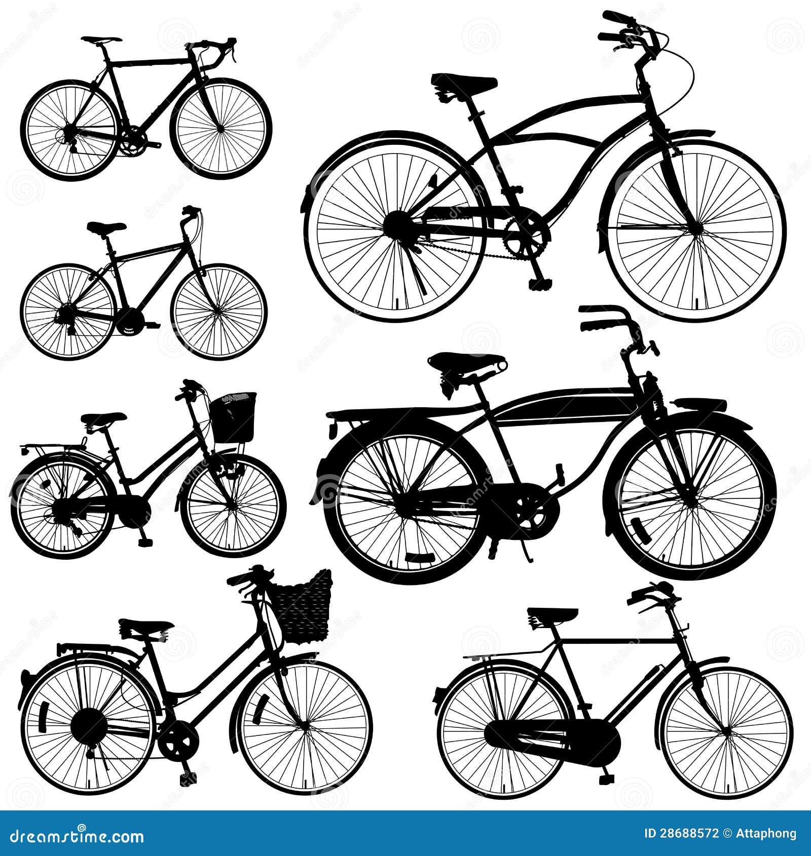 Διάνυσμα ποδηλάτων