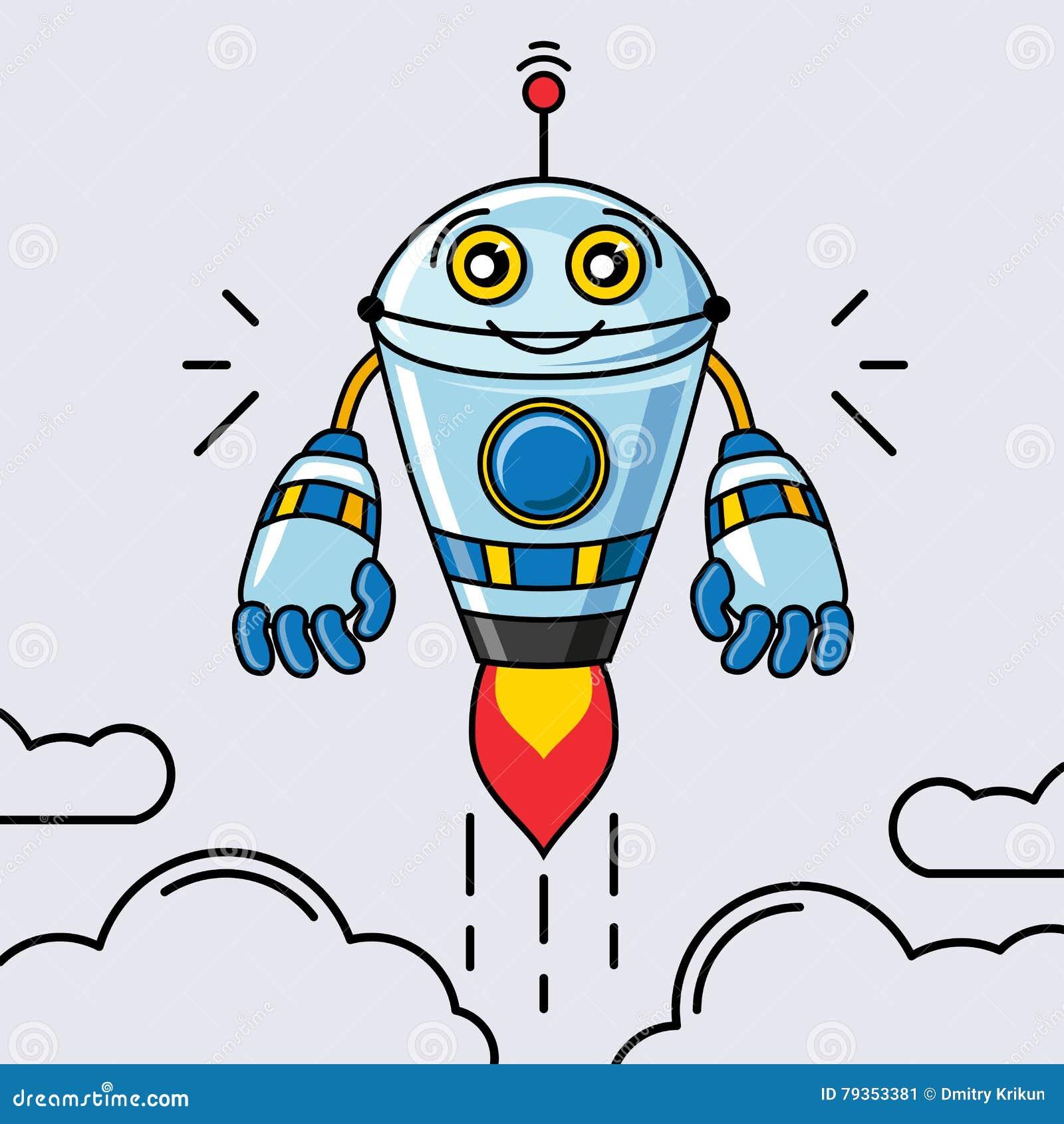 Διάνυσμα ρομπότ