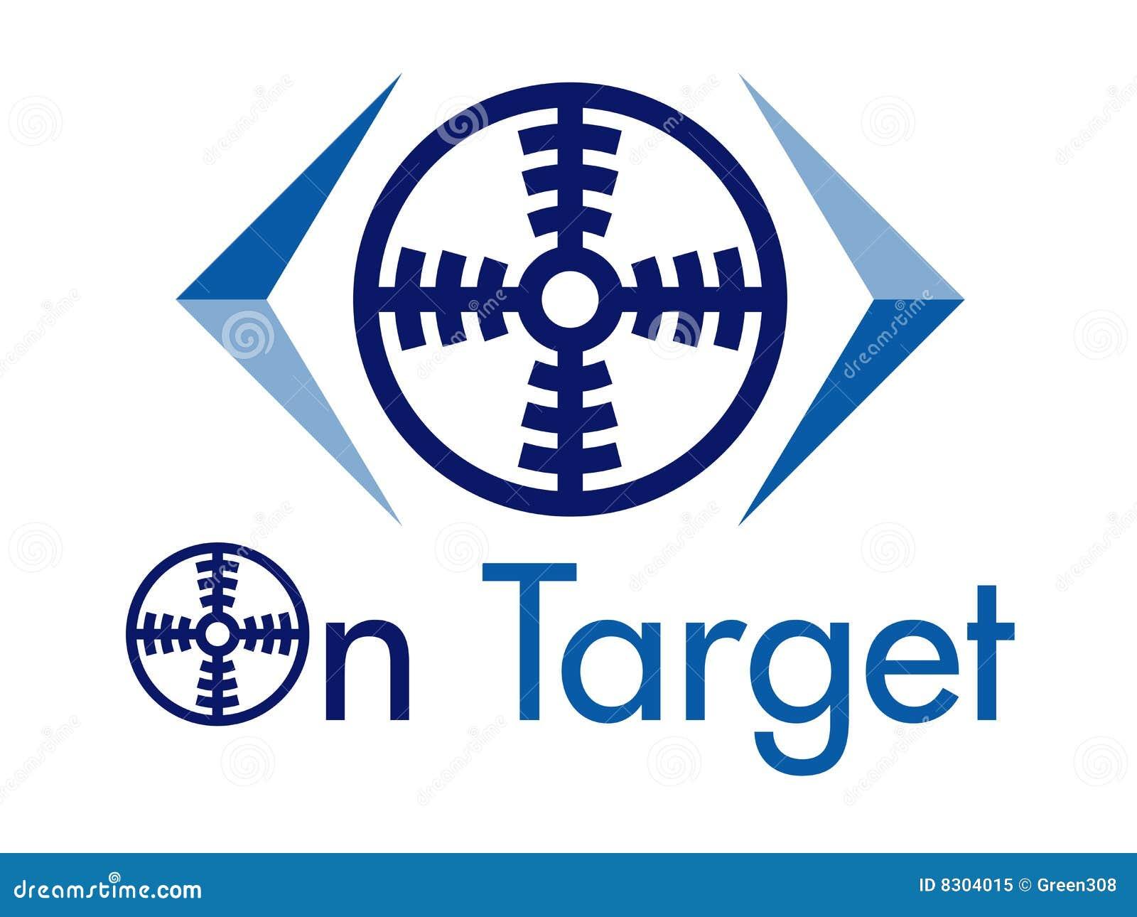 διάνυσμα στόχων λογότυπων