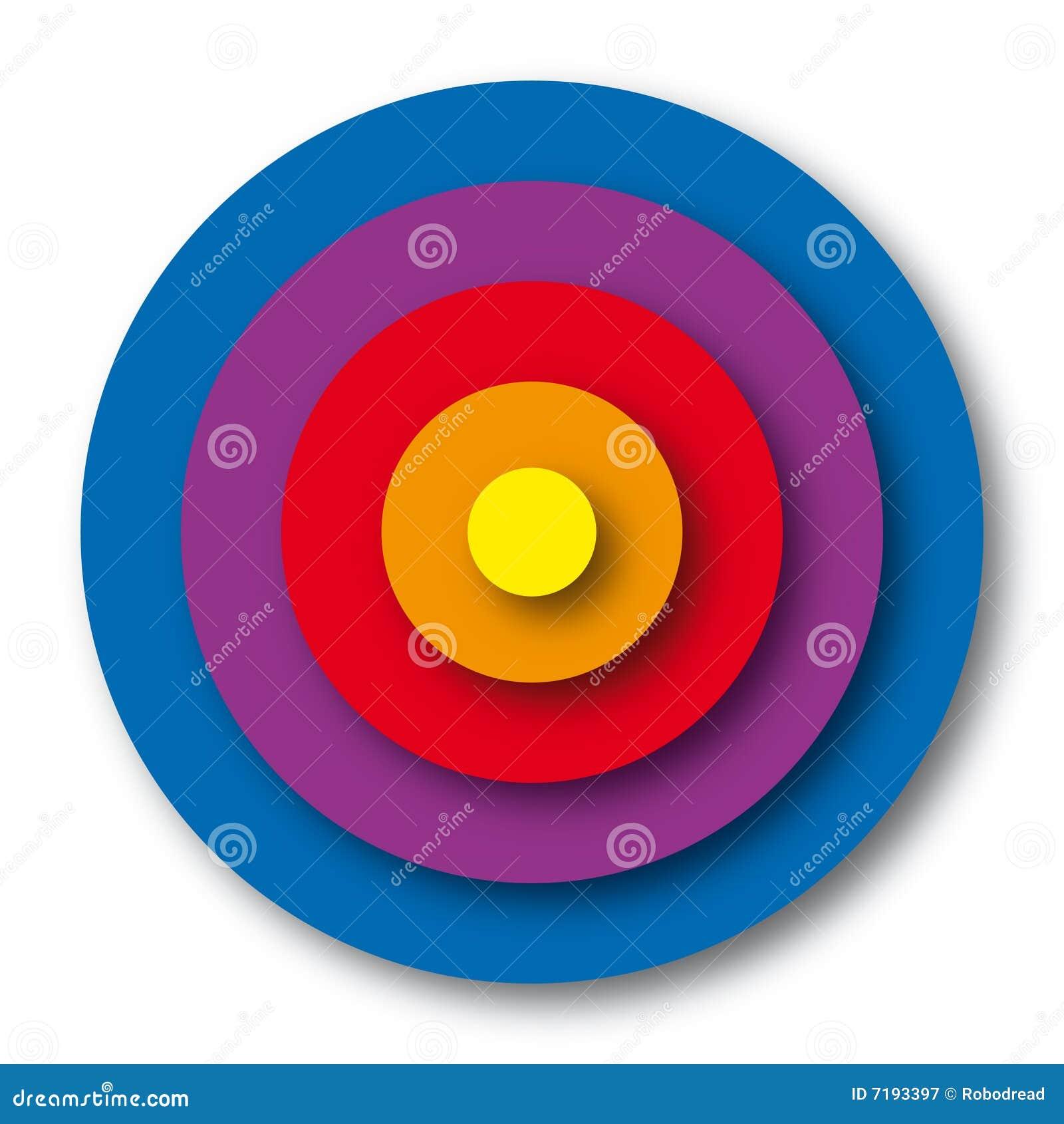 διάνυσμα στόχων χρωμάτων