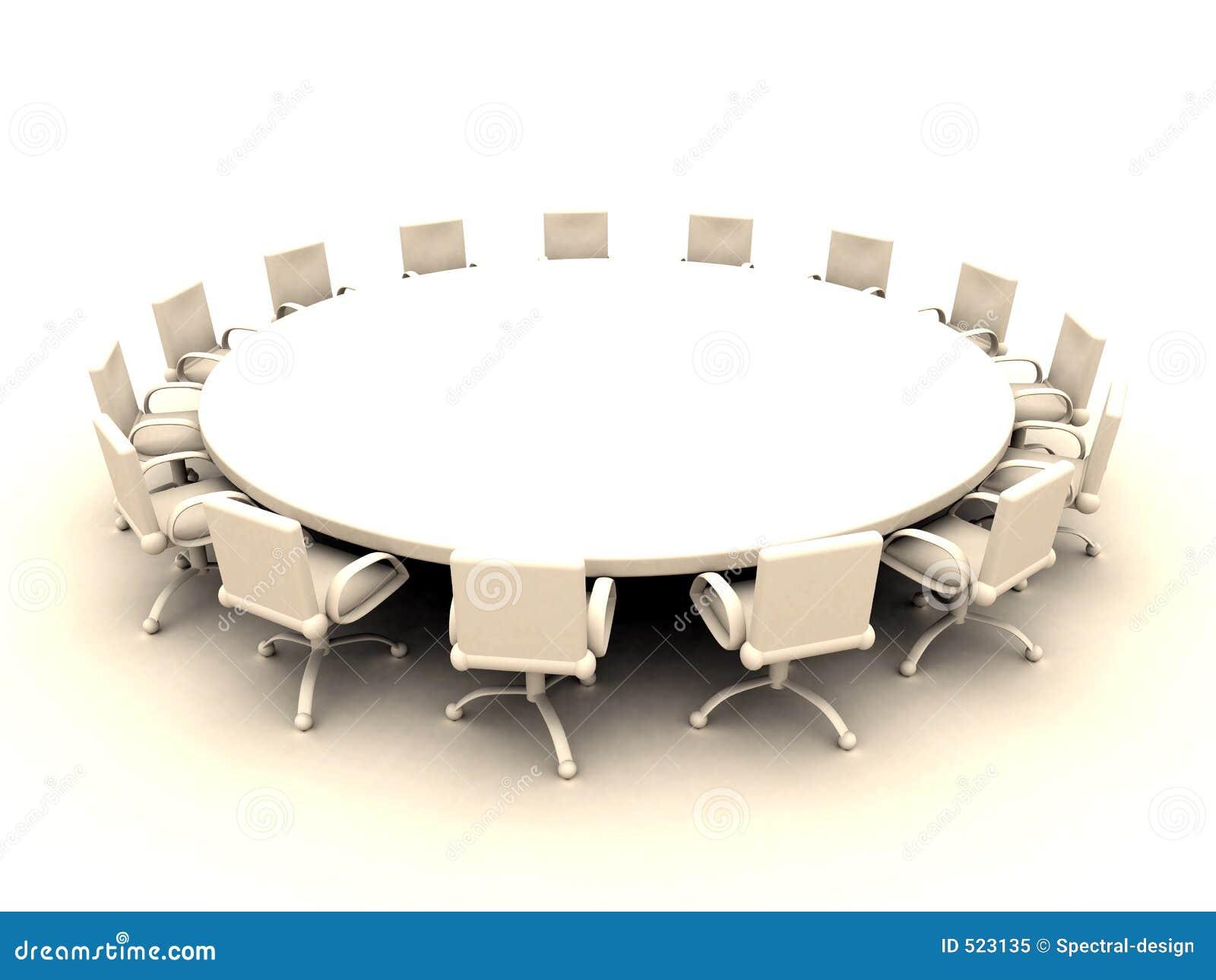διάσκεψη στρογγυλής τρ&alph