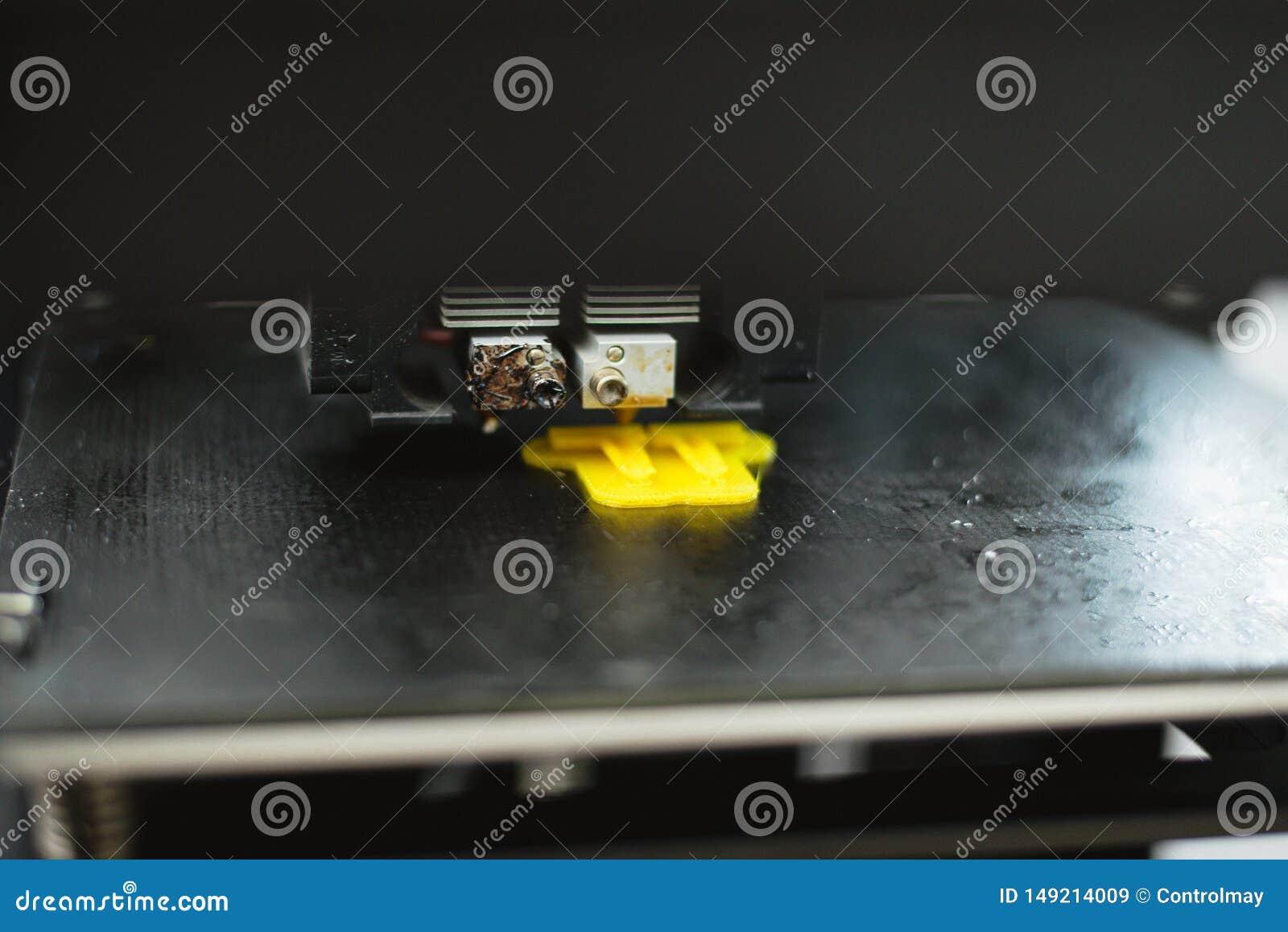 Διαδικασία το φυσικό πλαστικό πρότυπο στην αυτόματη τρισδιάστατη μηχανή εκτυπωτών Πρόσθετες τεχνολογίες, τρισδιάστατες εκτύπωση κ