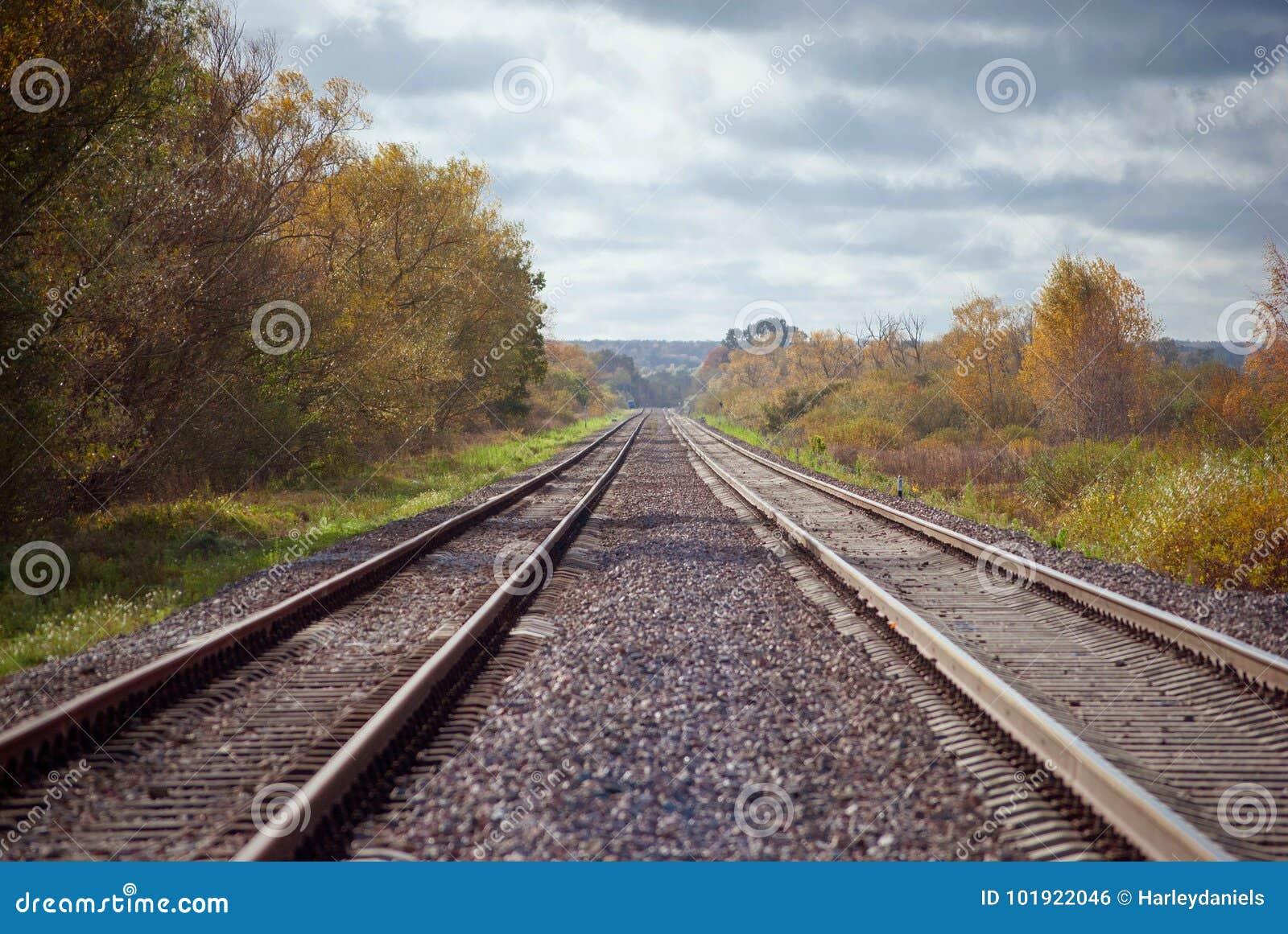 Διαδρομή σιδηροδρόμου, οριζόντιος πυροβολισμός