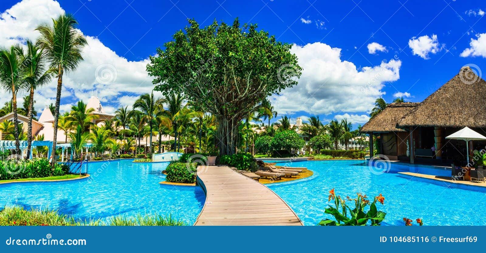Διακοπές πολυτέλειας στον τροπικό παράδεισο - νησί του Μαυρίκιου