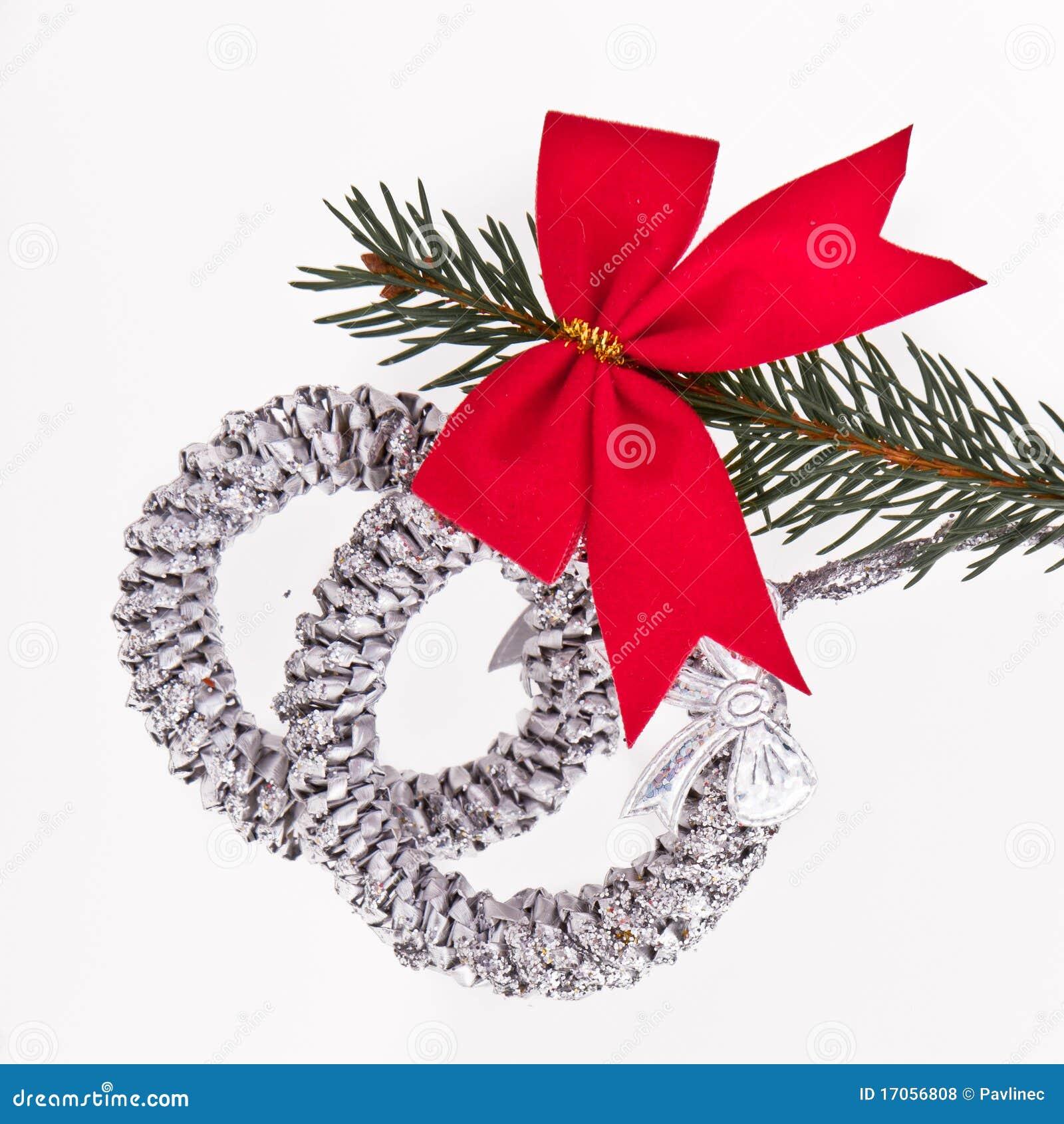 διακοσμημένο Χριστούγεν&