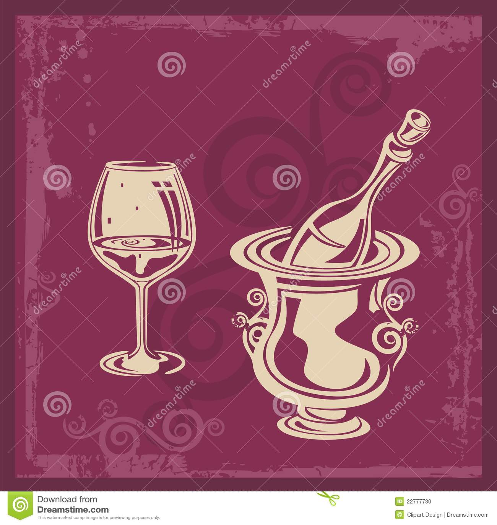 Διακοσμητική ανασκόπηση κρασιού