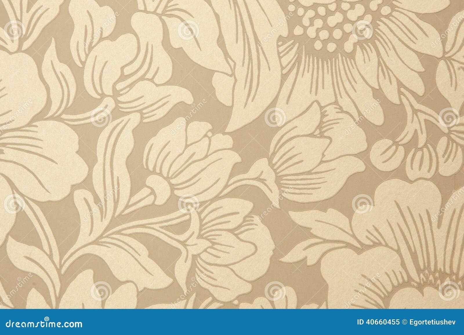 Διακοσμητικό σχέδιο των λουλουδιών