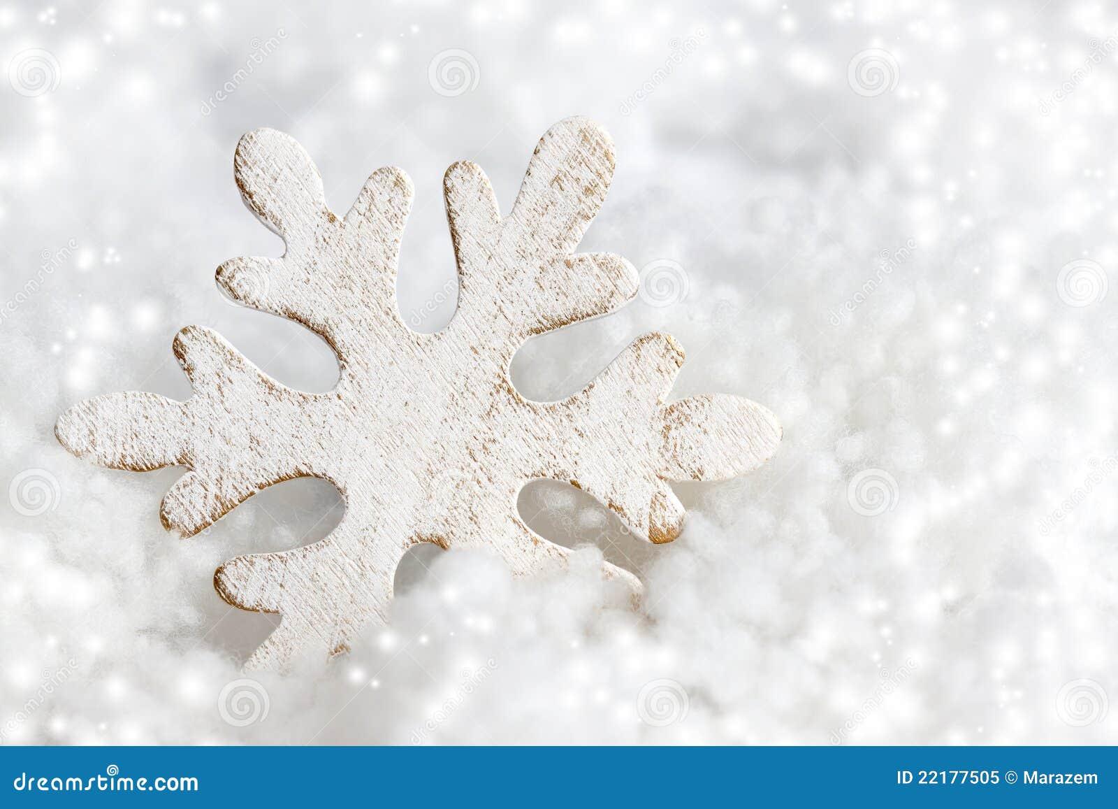 διακοσμητικό snowflake