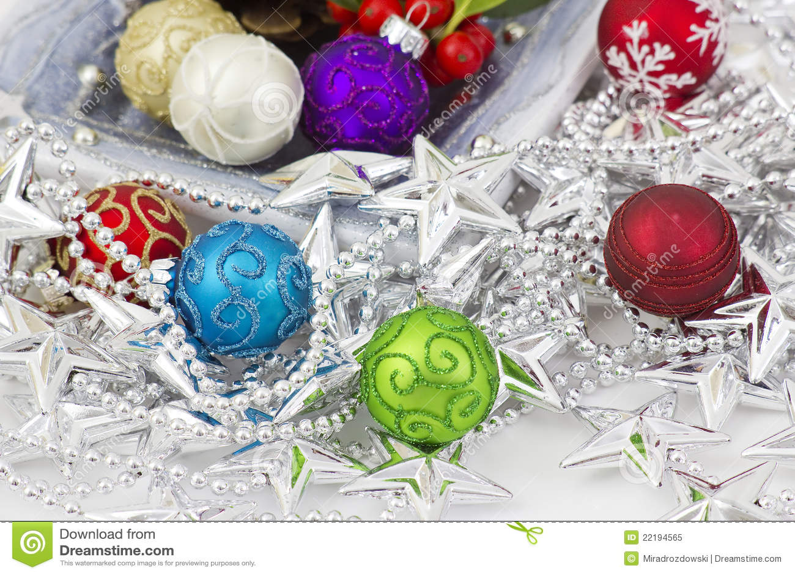 διακόσμηση Χριστουγέννων
