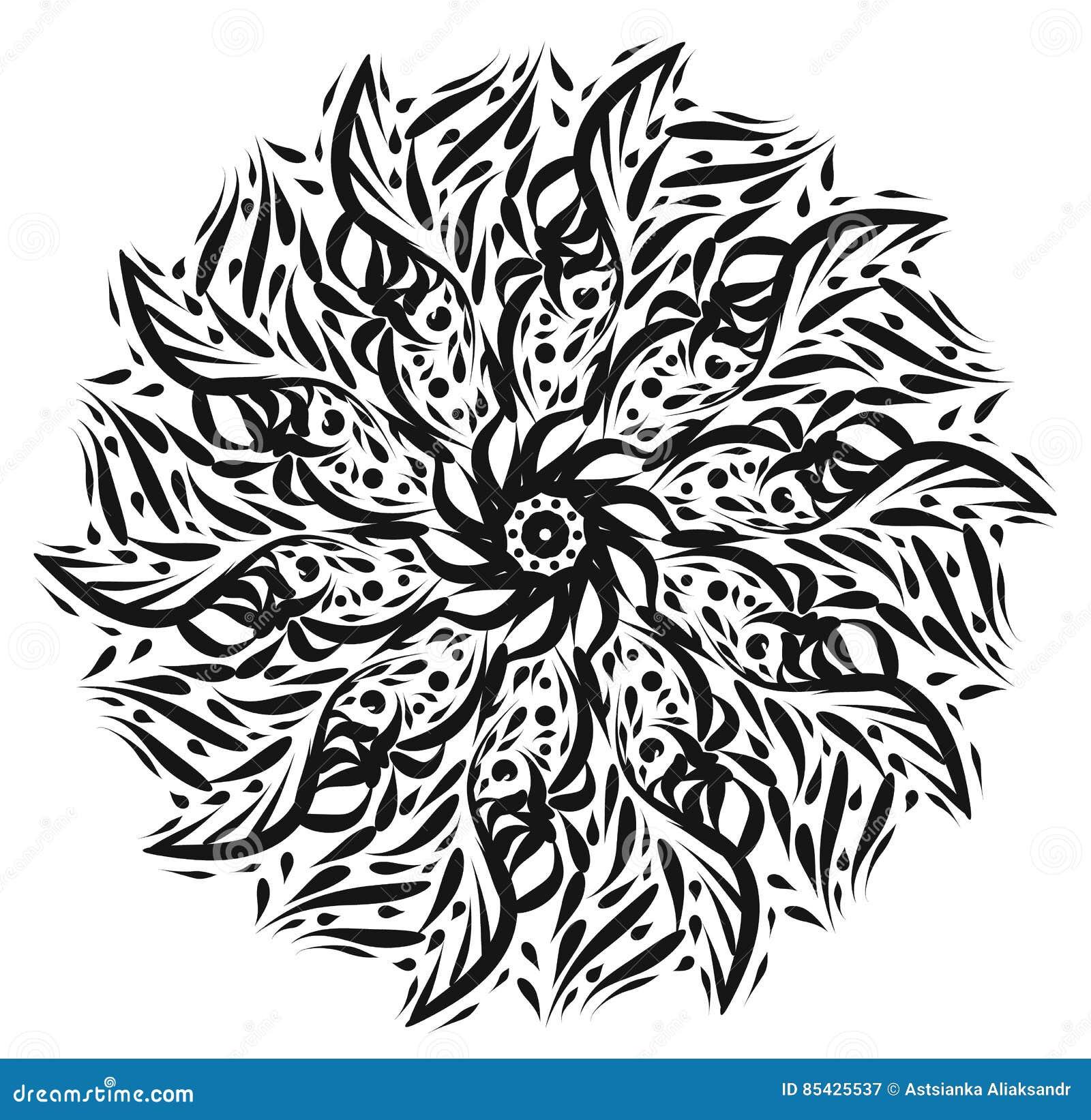 Διακόσμηση Mandala