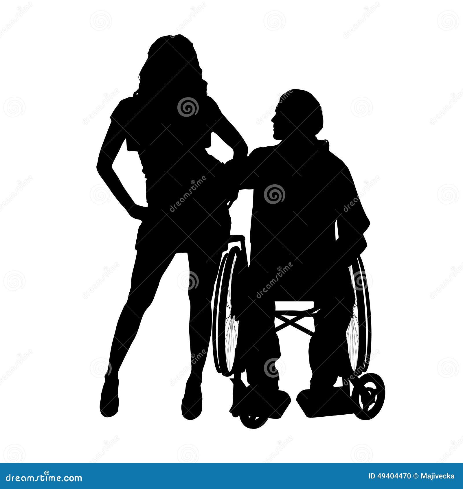 Διανυσματικές σκιαγραφίες του ζεύγους