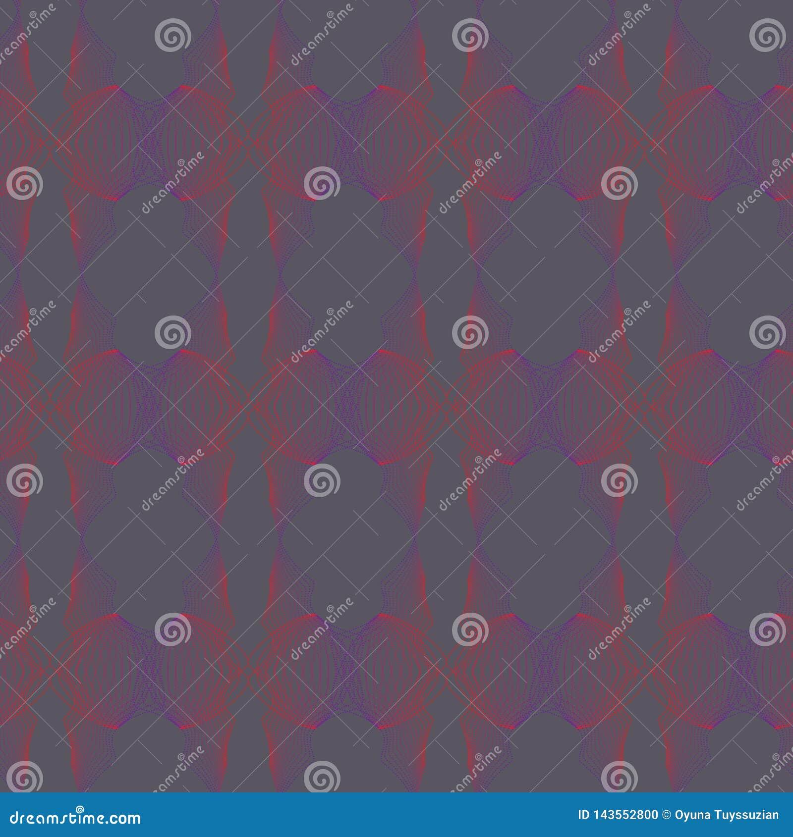 Διανυσματική απεικόνιση της τυποποιημένης περίληψης που συνδυάζεται, συνδεμένες με καλώδιο μορφές
