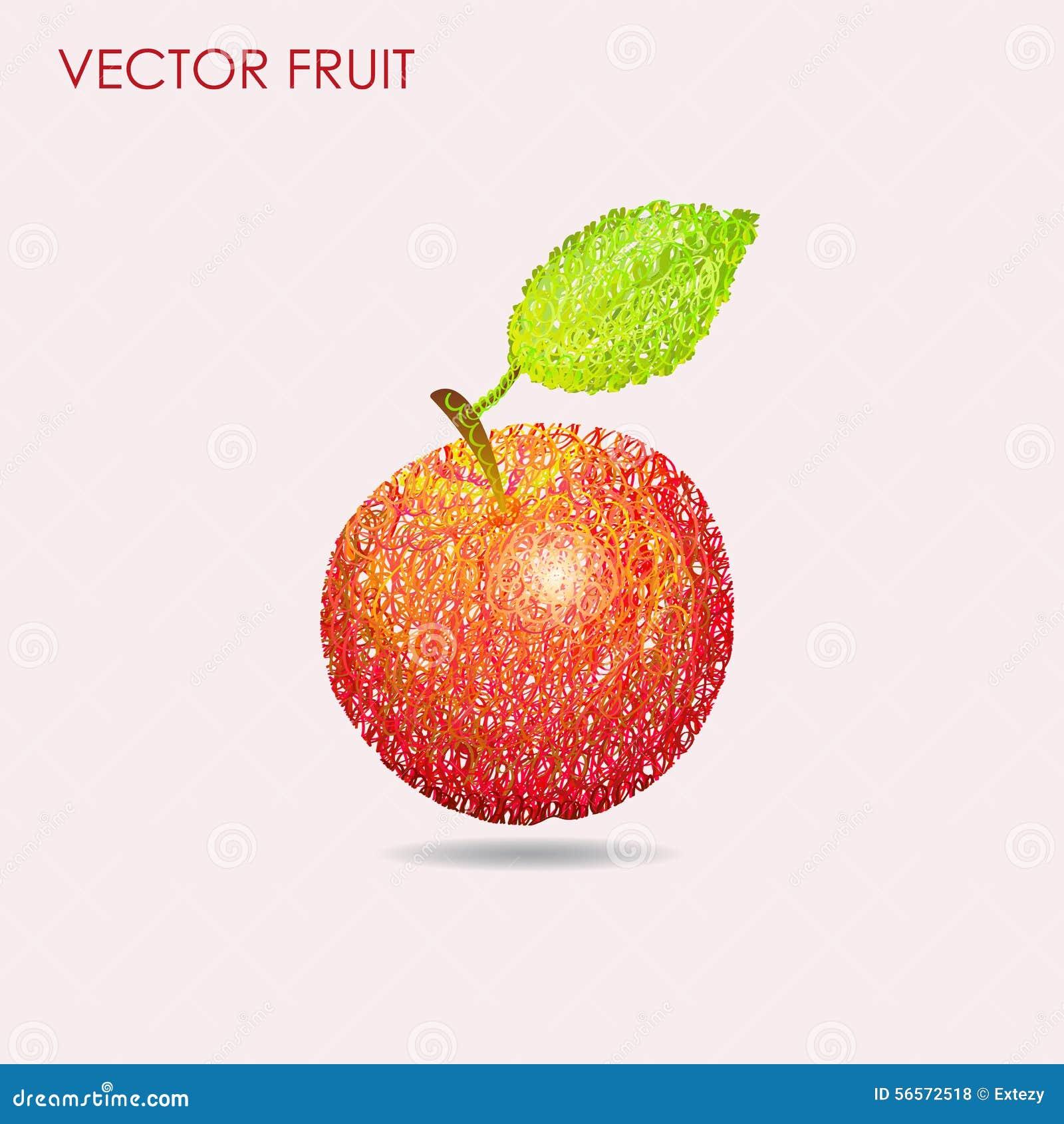 Download Διανυσματική απεικόνιση υποβάθρου σχεδίων της Apple Διανυσματική απεικόνιση - εικονογραφία από κήπος, βιο: 56572518