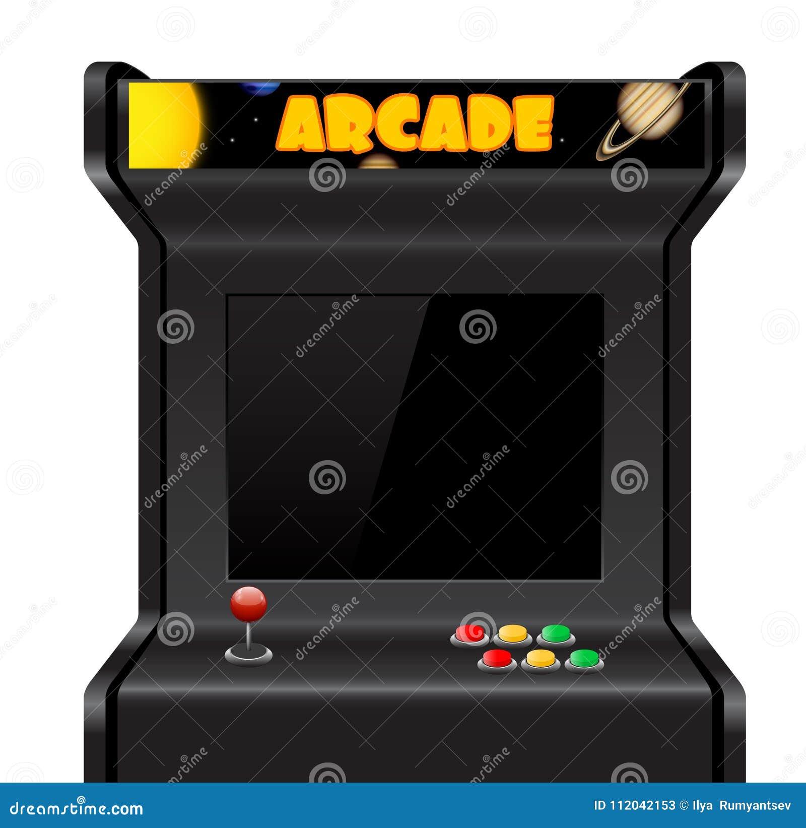 Διανυσματική μηχανή arcade