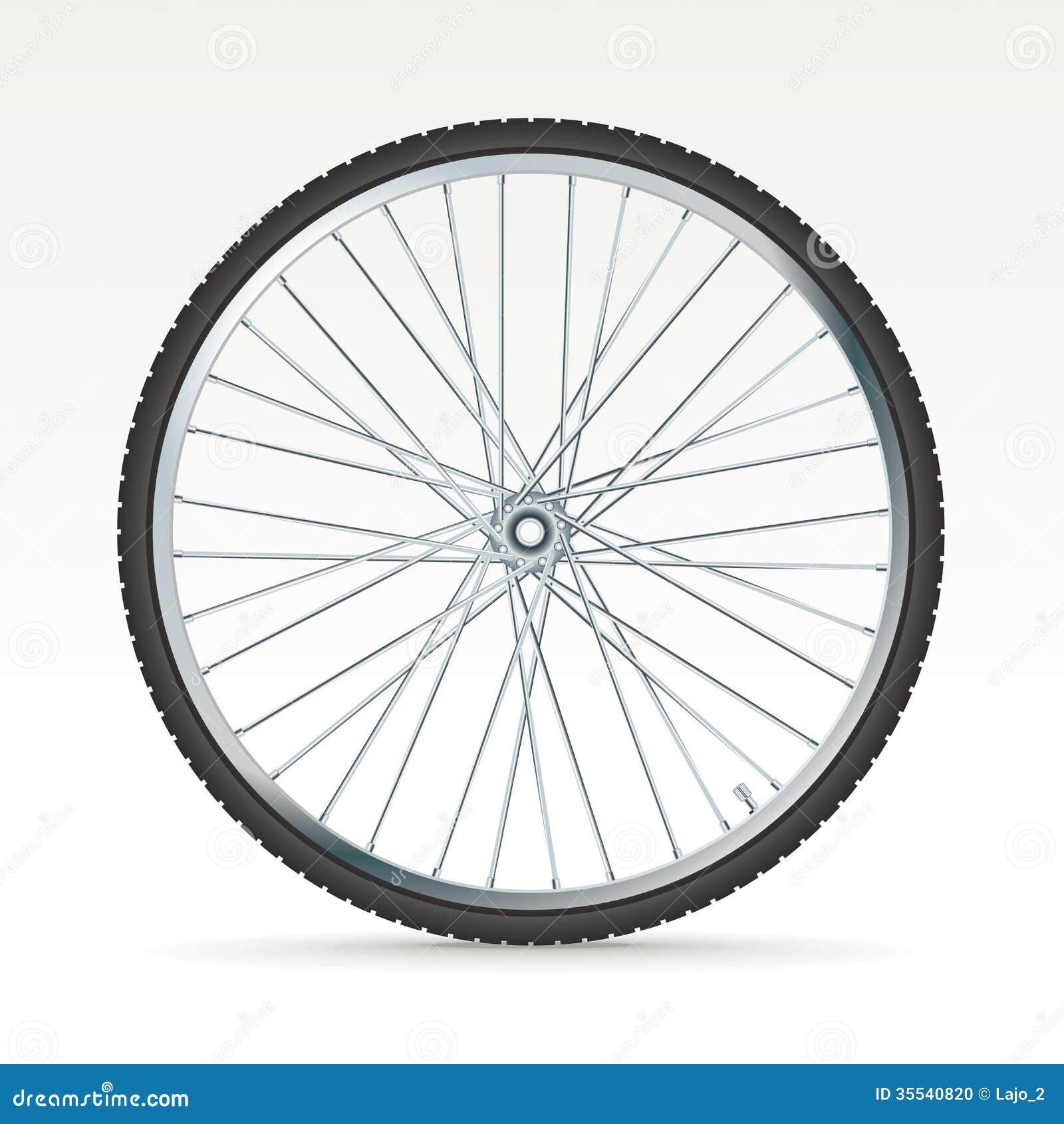 Διανυσματική ρόδα ποδηλάτων