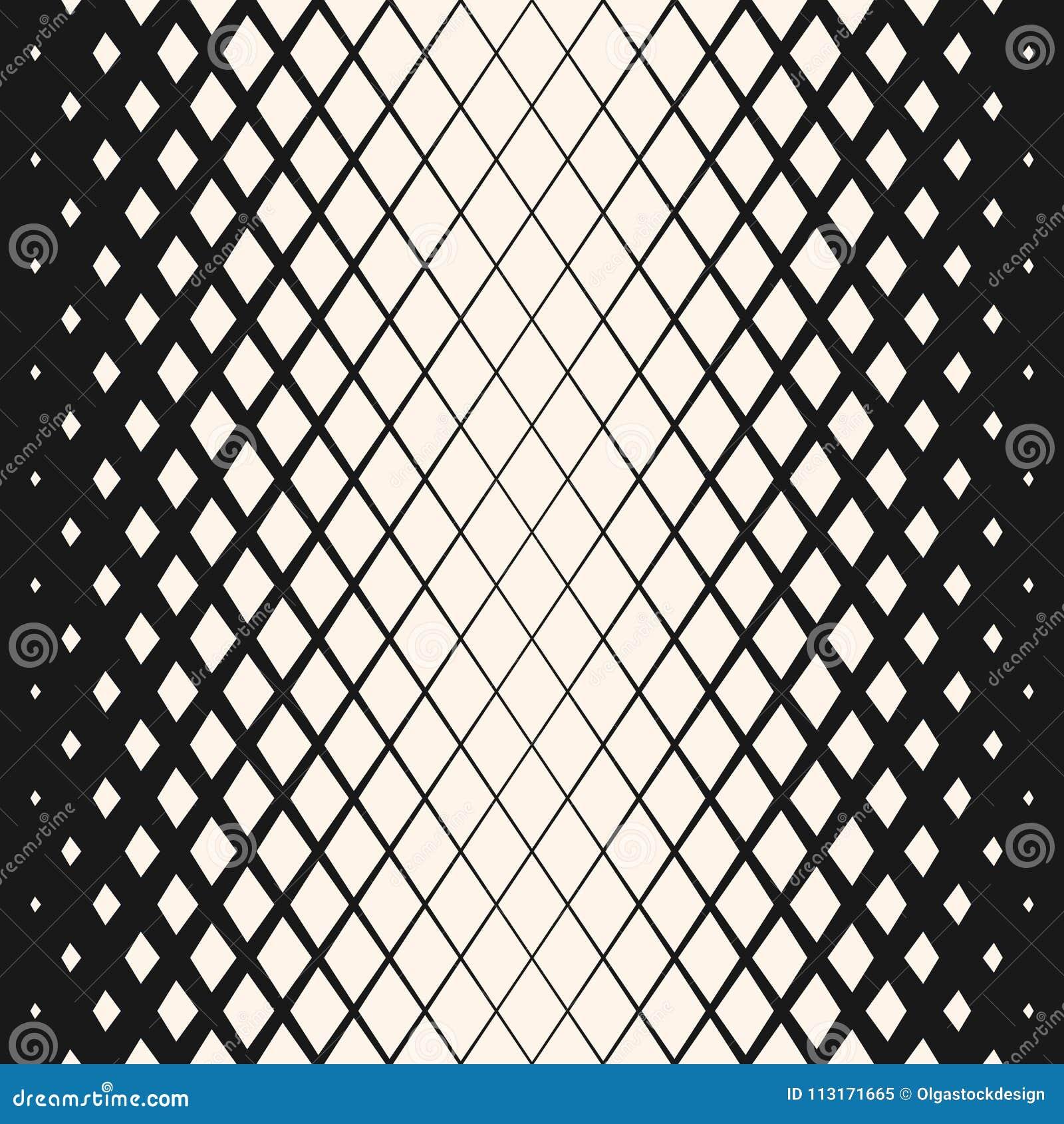 Διανυσματικό γεωμετρικό ημίτονο άνευ ραφής σχέδιο με την εξασθένιση rhombuses Σχέδιο μόδας Hipster