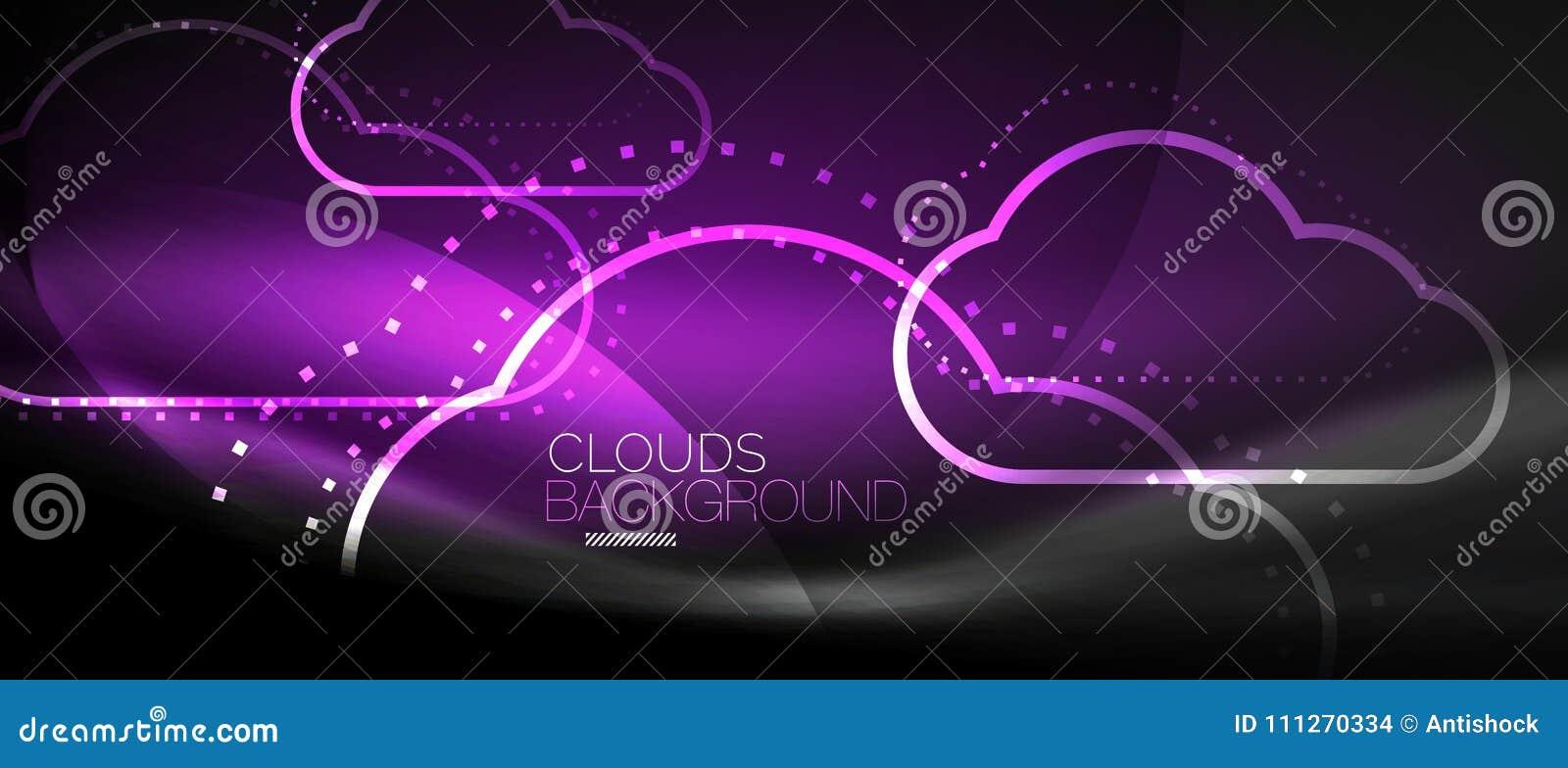 Διανυσματικό σύννεφο που υπολογίζει, έννοια αποθήκευσης