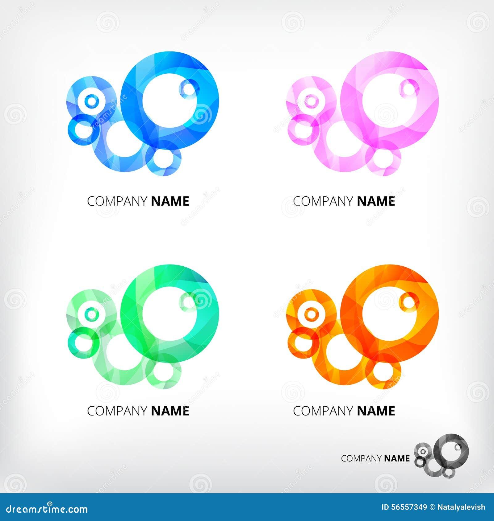 Download Διανυσματικό σύνολο αφηρημένων στοιχείων κύκλων Διανυσματική απεικόνιση - εικονογραφία από ψηφιακός, δημιουργικός: 56557349
